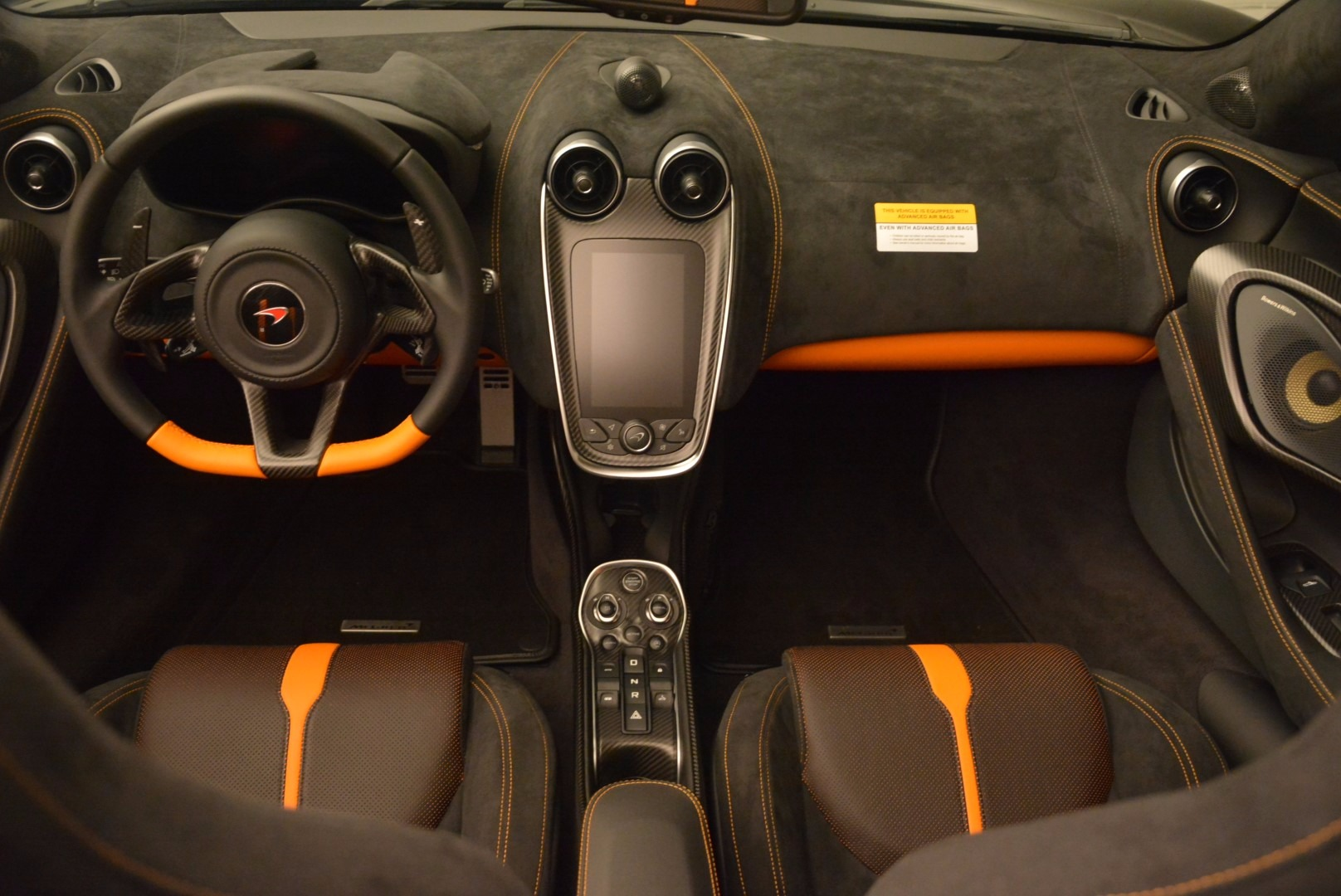 Used 2018 McLaren 570S Spider For Sale In Greenwich, CT. Alfa Romeo of Greenwich, MC323 1716_p24