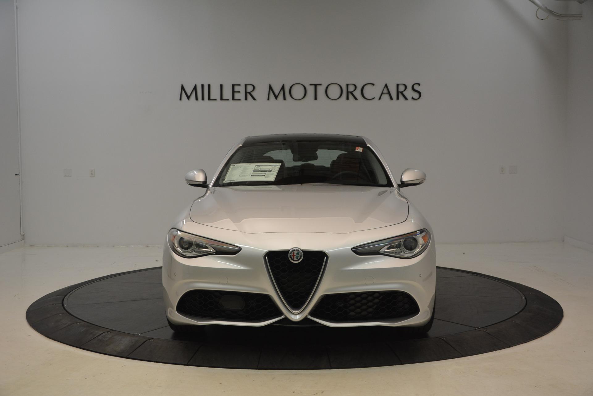 New 2018 Alfa Romeo Giulia Ti Sport Q4 For Sale In Greenwich, CT. Alfa Romeo of Greenwich, L269 1720_p12