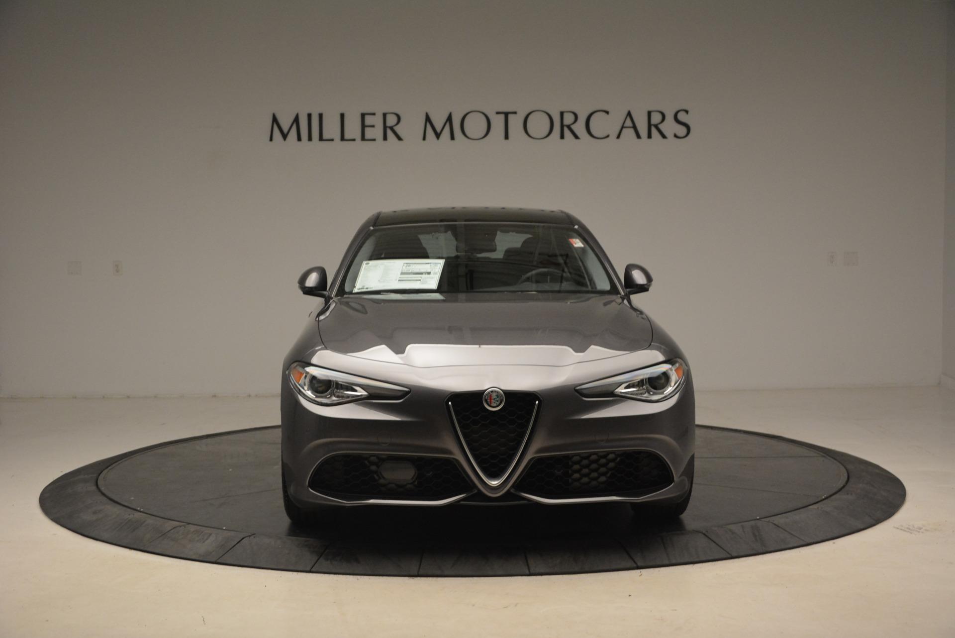 New 2018 Alfa Romeo Giulia Ti Sport Q4 For Sale In Greenwich, CT. Alfa Romeo of Greenwich, L272 1723_p12