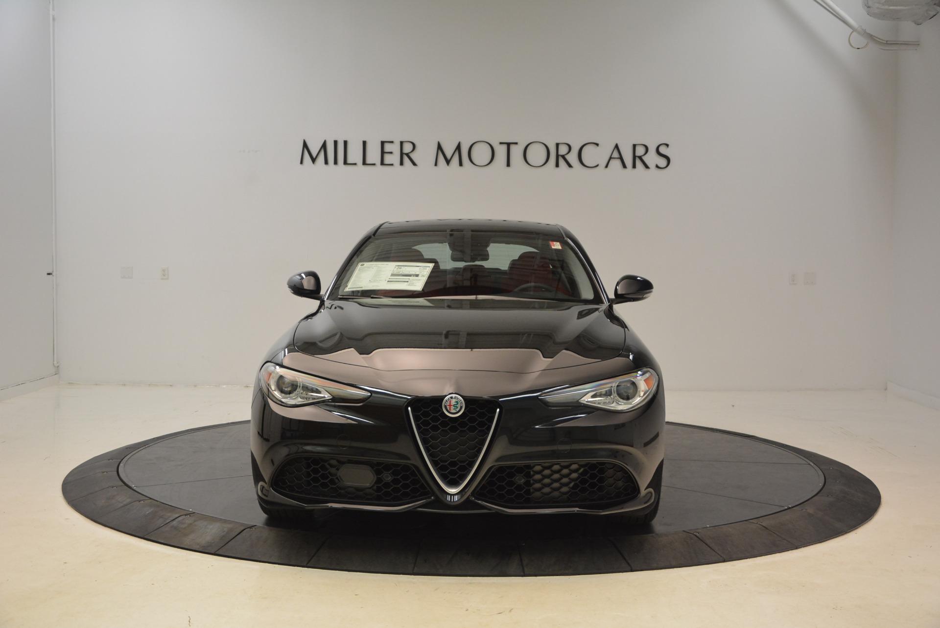 New 2018 Alfa Romeo Giulia Ti Sport Q4 For Sale In Greenwich, CT. Alfa Romeo of Greenwich, L273 1724_p12