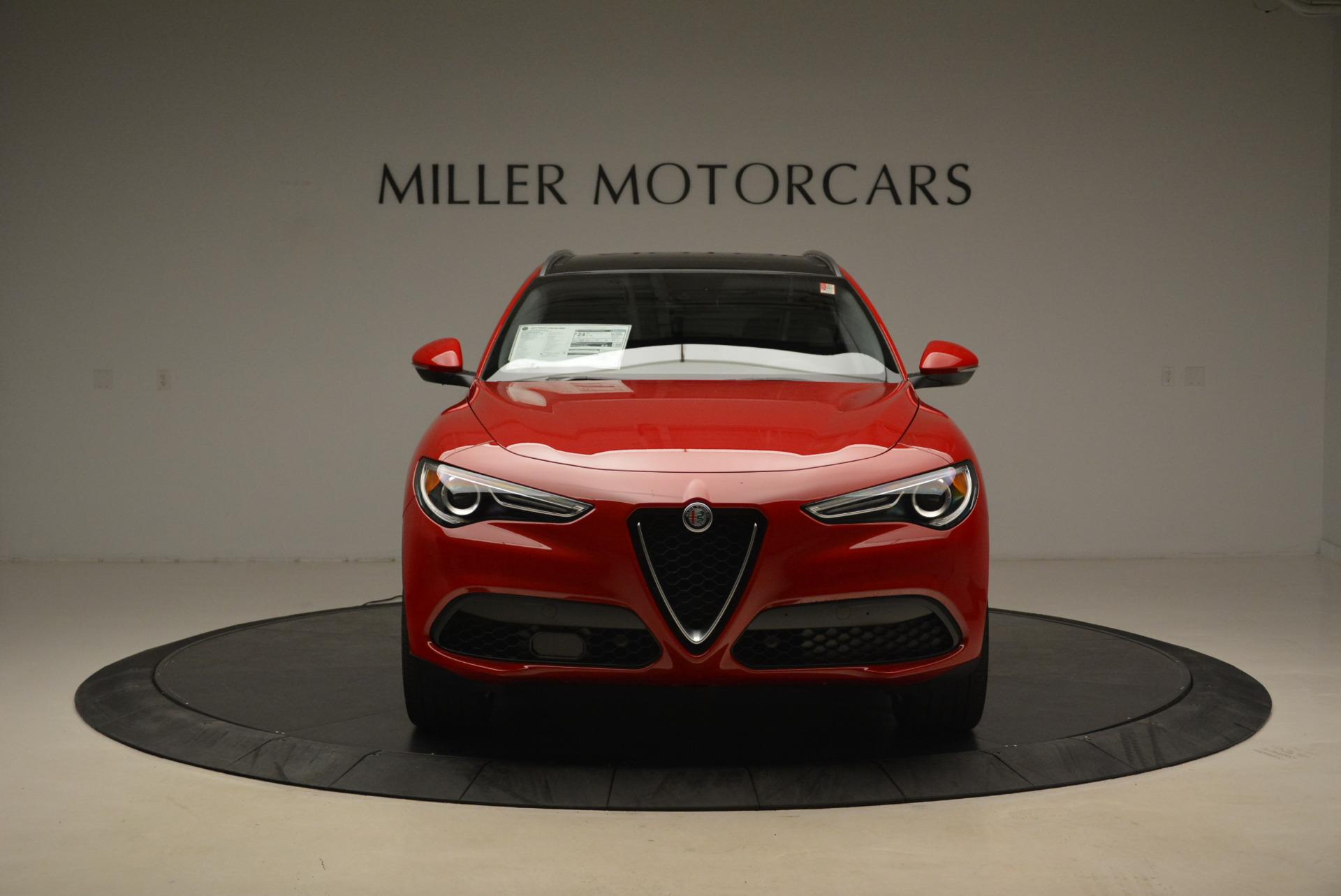 New 2018 Alfa Romeo Stelvio Q4 For Sale In Greenwich, CT. Alfa Romeo of Greenwich, L275 1726_p12