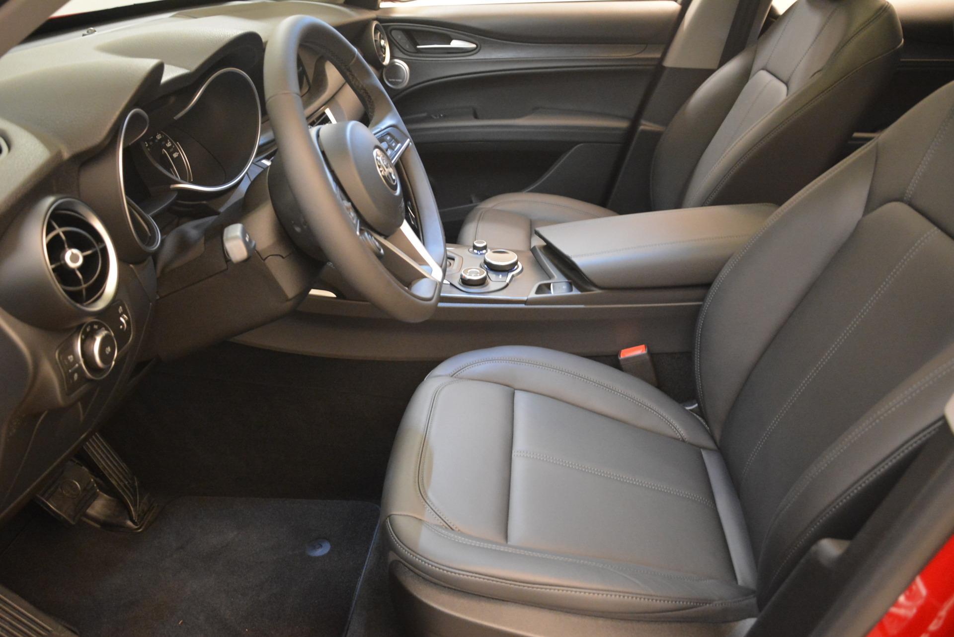 New 2018 Alfa Romeo Stelvio Q4 For Sale In Greenwich, CT. Alfa Romeo of Greenwich, L275 1726_p14