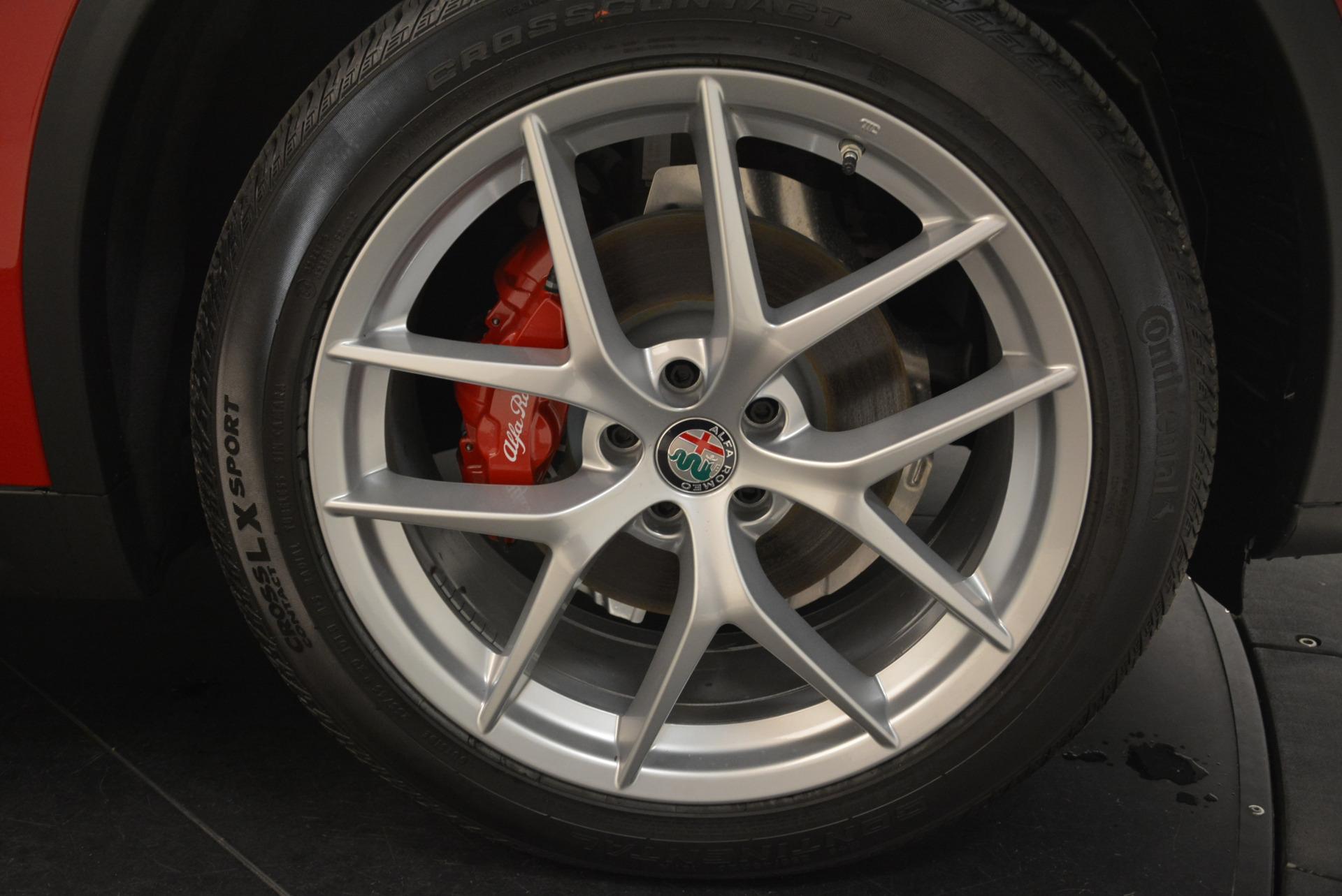 New 2018 Alfa Romeo Stelvio Q4 For Sale In Greenwich, CT. Alfa Romeo of Greenwich, L275 1726_p25