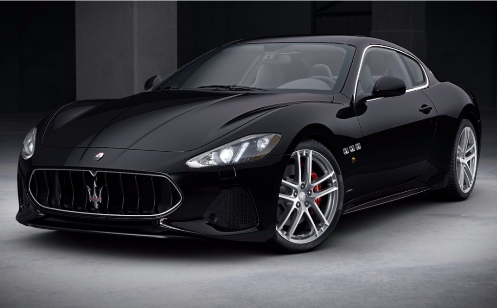 New 2018 Maserati GranTurismo Sport For Sale In Greenwich, CT. Alfa Romeo of Greenwich, W522 1729_main