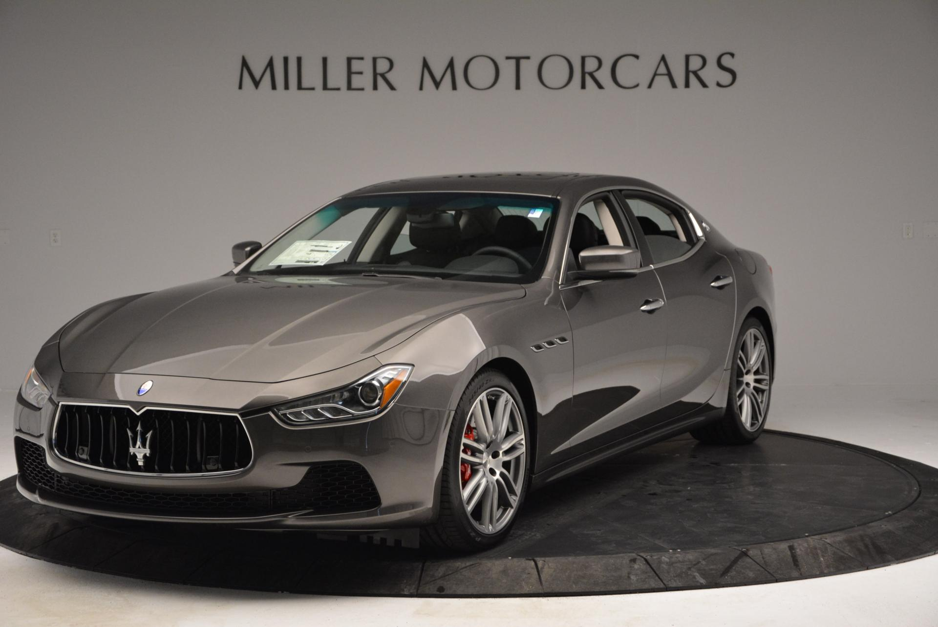 New 2016 Maserati Ghibli S Q4 For Sale In Greenwich, CT. Alfa Romeo of Greenwich, M1550 173_main