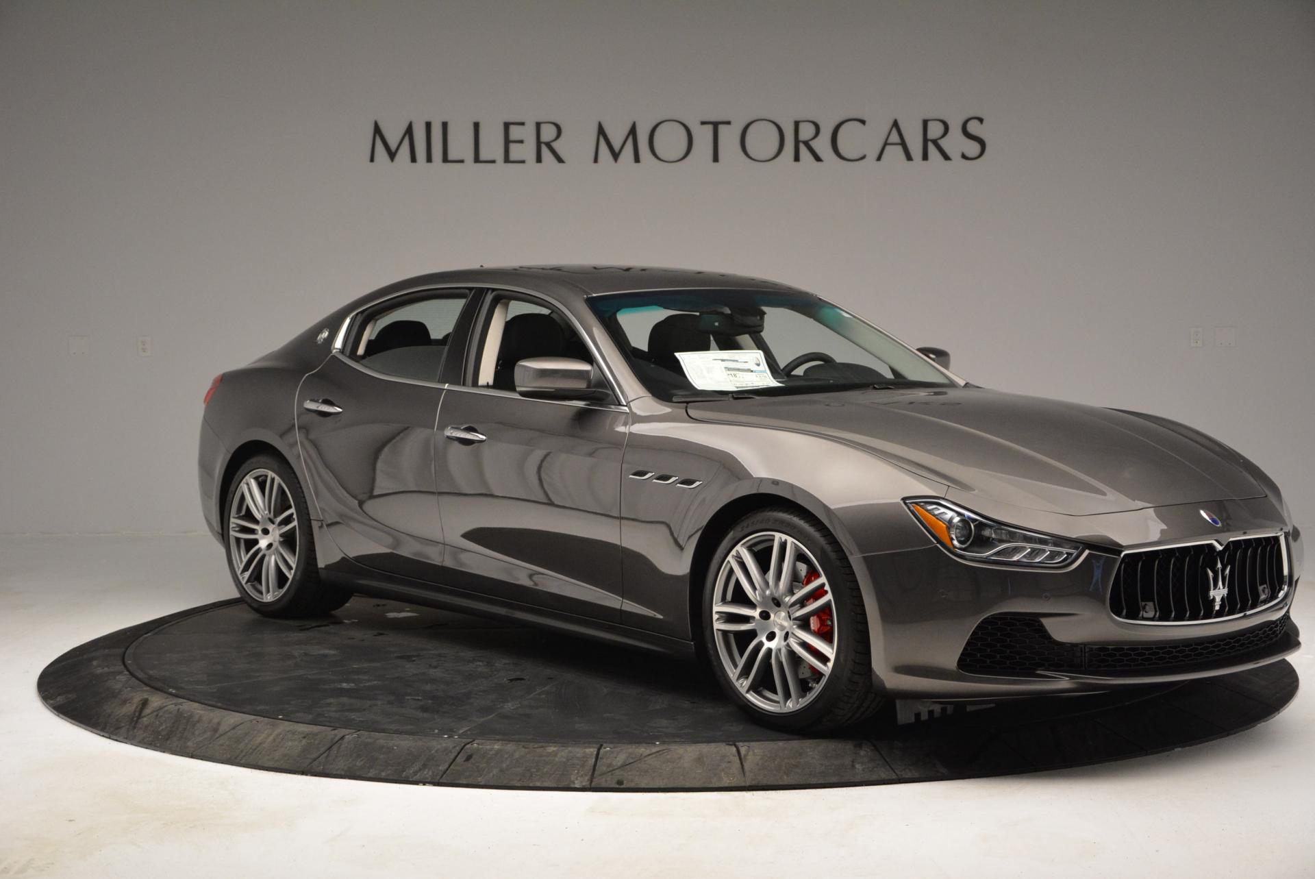 New 2016 Maserati Ghibli S Q4 For Sale In Greenwich, CT. Alfa Romeo of Greenwich, M1550 173_p11