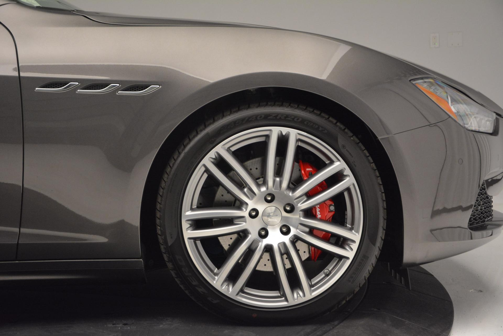 New 2016 Maserati Ghibli S Q4 For Sale In Greenwich, CT. Alfa Romeo of Greenwich, M1550 173_p25