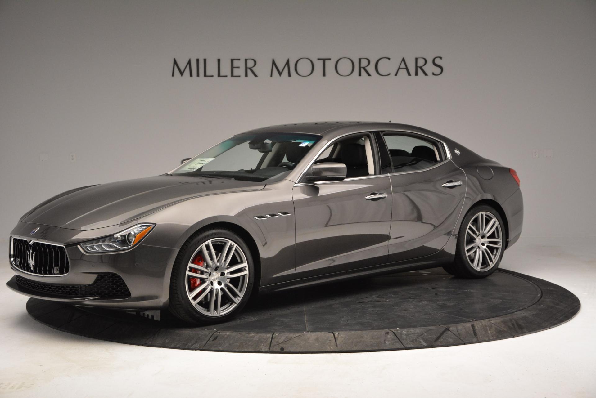 New 2016 Maserati Ghibli S Q4 For Sale In Greenwich, CT. Alfa Romeo of Greenwich, M1550 173_p2
