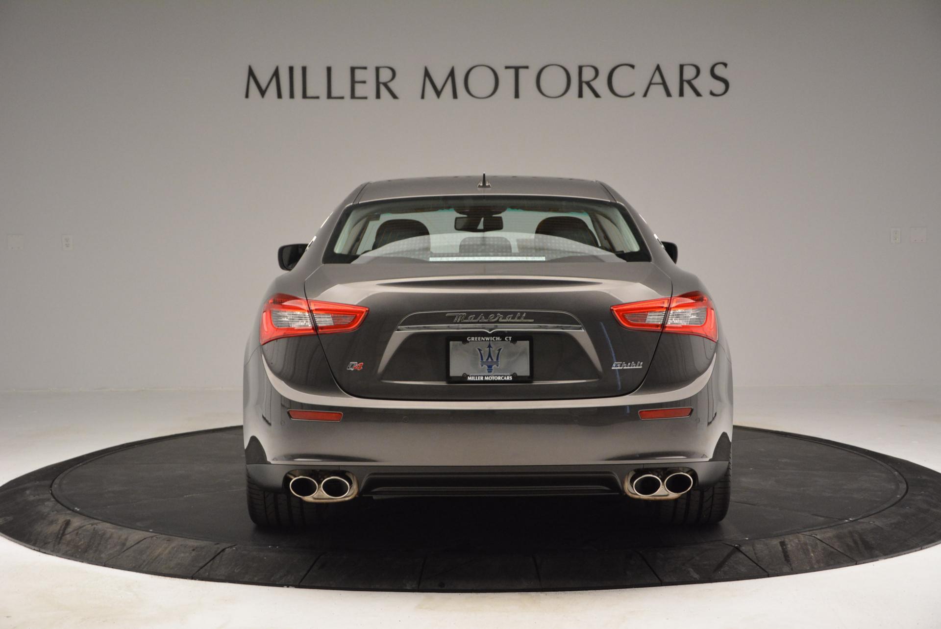 New 2016 Maserati Ghibli S Q4 For Sale In Greenwich, CT. Alfa Romeo of Greenwich, M1550 173_p6