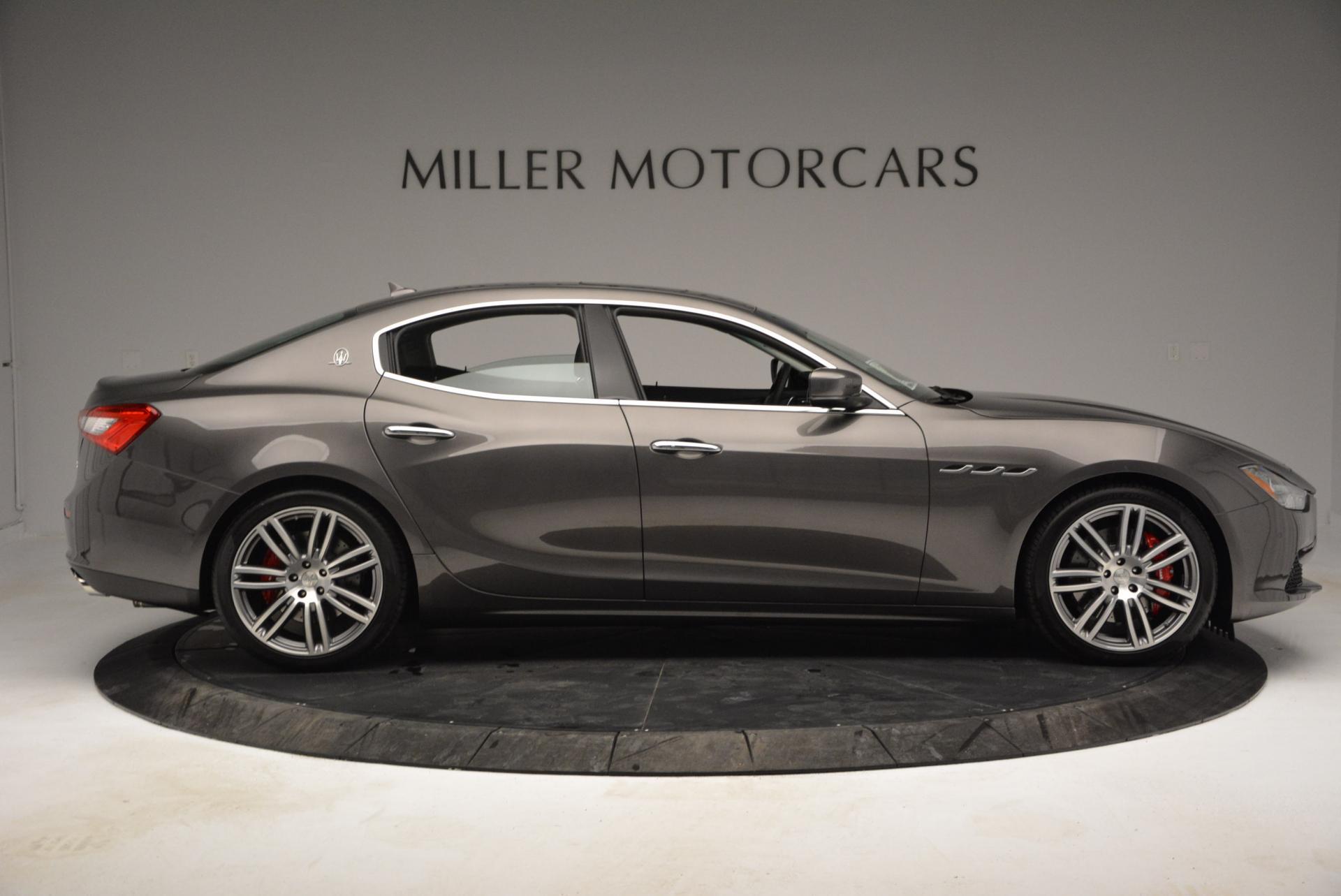 New 2016 Maserati Ghibli S Q4 For Sale In Greenwich, CT. Alfa Romeo of Greenwich, M1550 173_p9