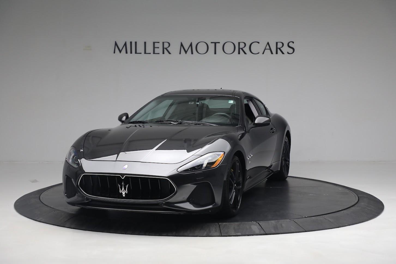 New 2018 Maserati GranTurismo Sport For Sale In Greenwich, CT. Alfa Romeo of Greenwich, W521 1731_main