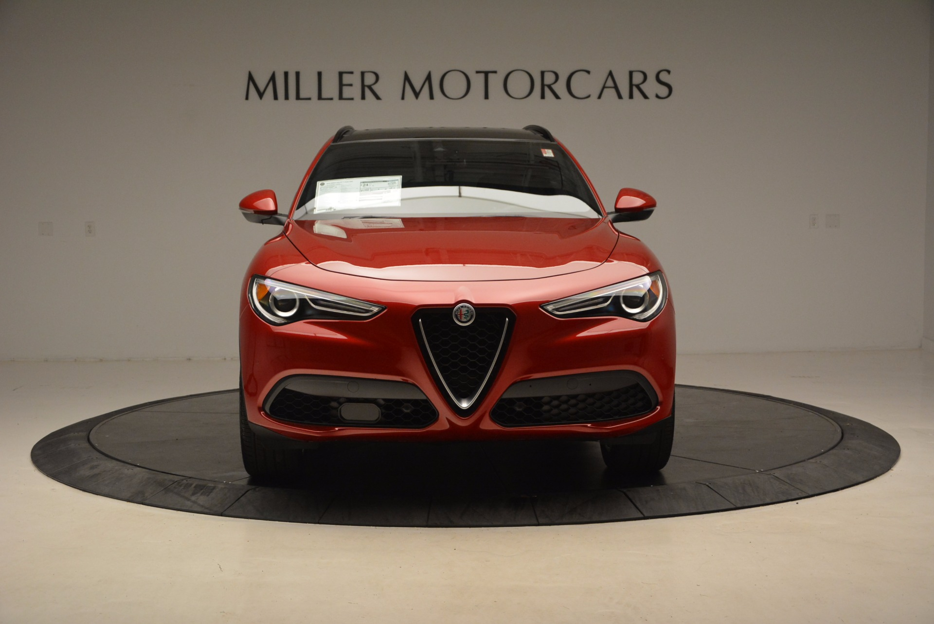 New 2018 Alfa Romeo Stelvio Ti Sport Q4 For Sale In Greenwich, CT. Alfa Romeo of Greenwich, LW083 1732_p12