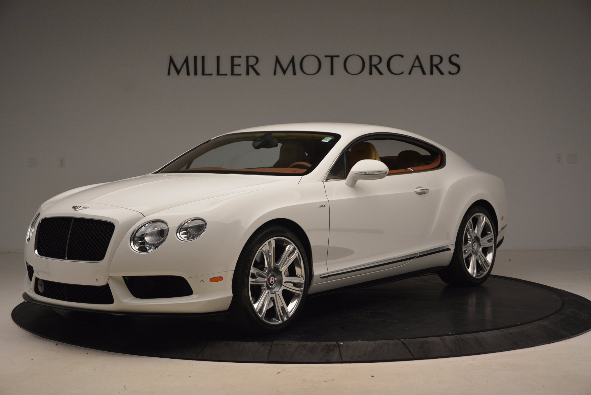 Used 2014 Bentley Continental GT V8 S For Sale In Greenwich, CT. Alfa Romeo of Greenwich, B1306A 1733_p2
