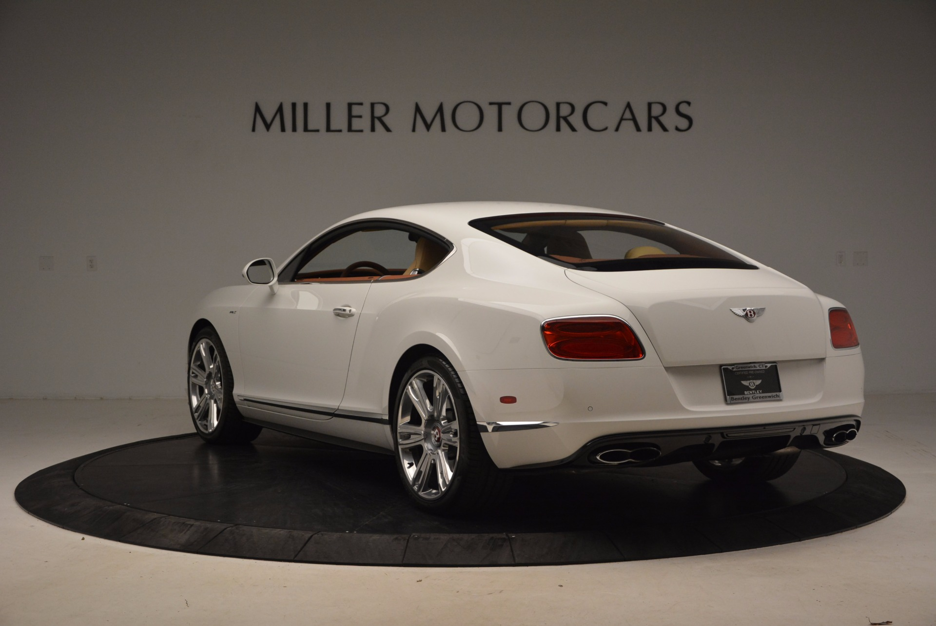 Used 2014 Bentley Continental GT V8 S For Sale In Greenwich, CT. Alfa Romeo of Greenwich, B1306A 1733_p4