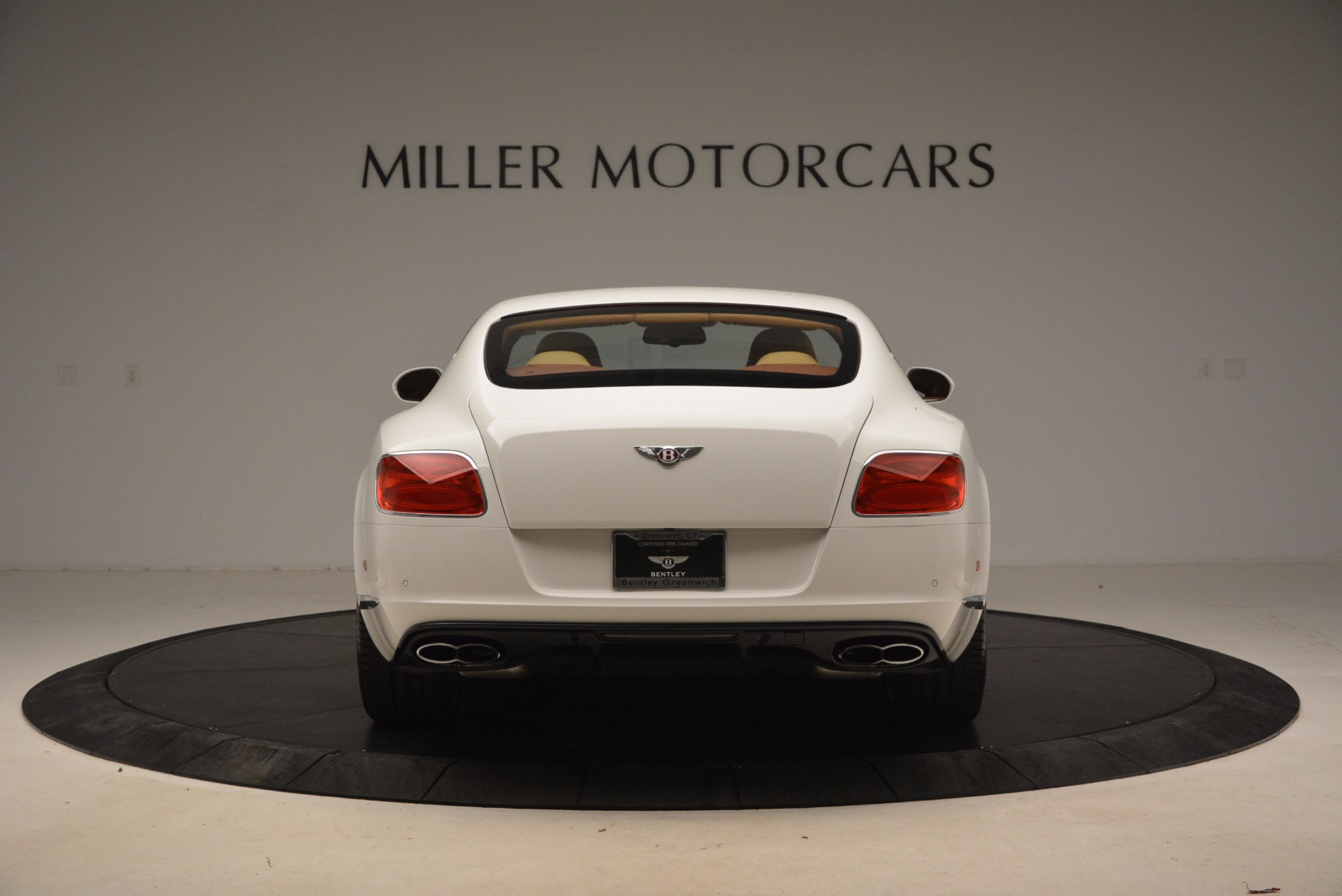 Used 2014 Bentley Continental GT V8 S For Sale In Greenwich, CT. Alfa Romeo of Greenwich, B1306A 1733_p6