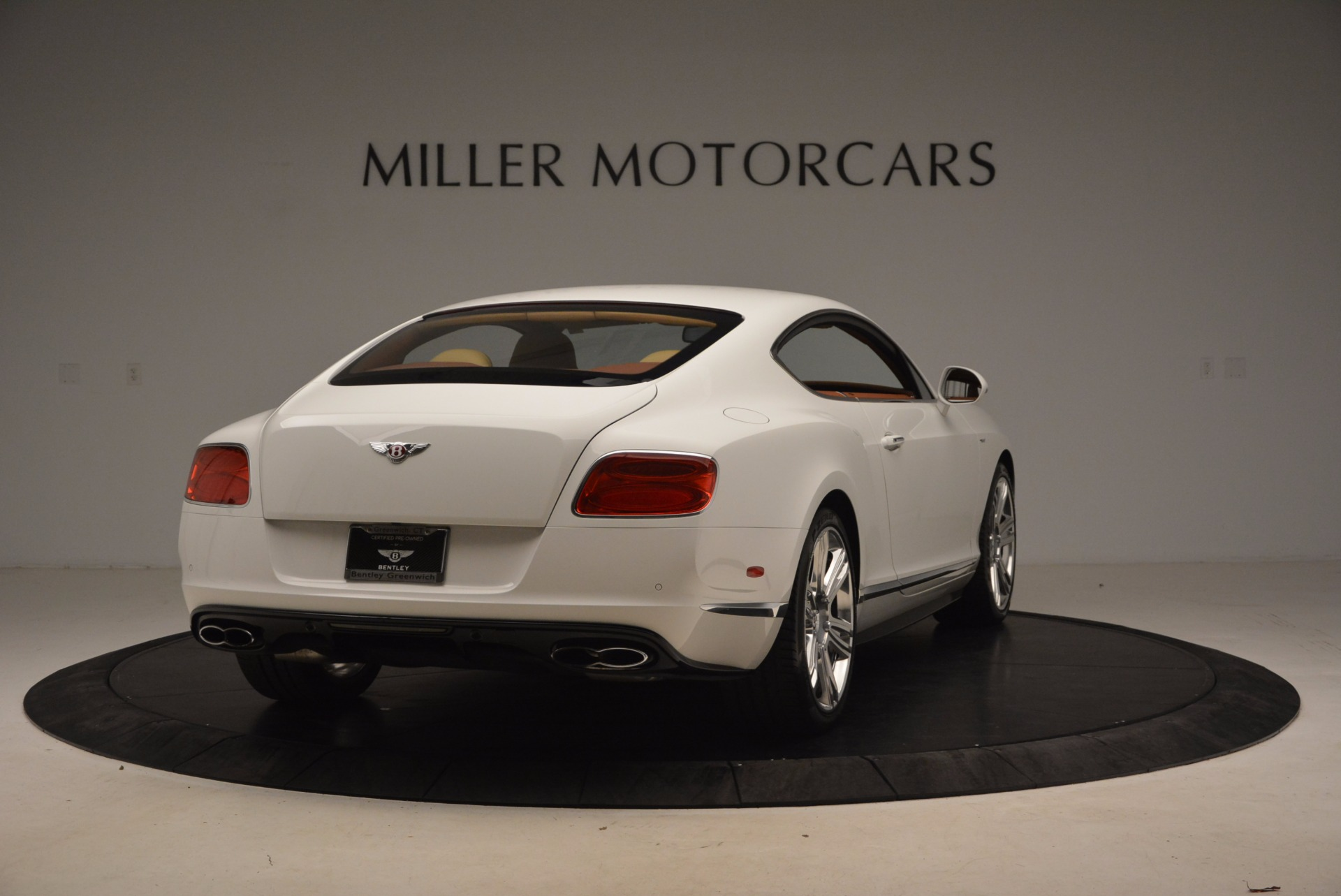 Used 2014 Bentley Continental GT V8 S For Sale In Greenwich, CT. Alfa Romeo of Greenwich, B1306A 1733_p7