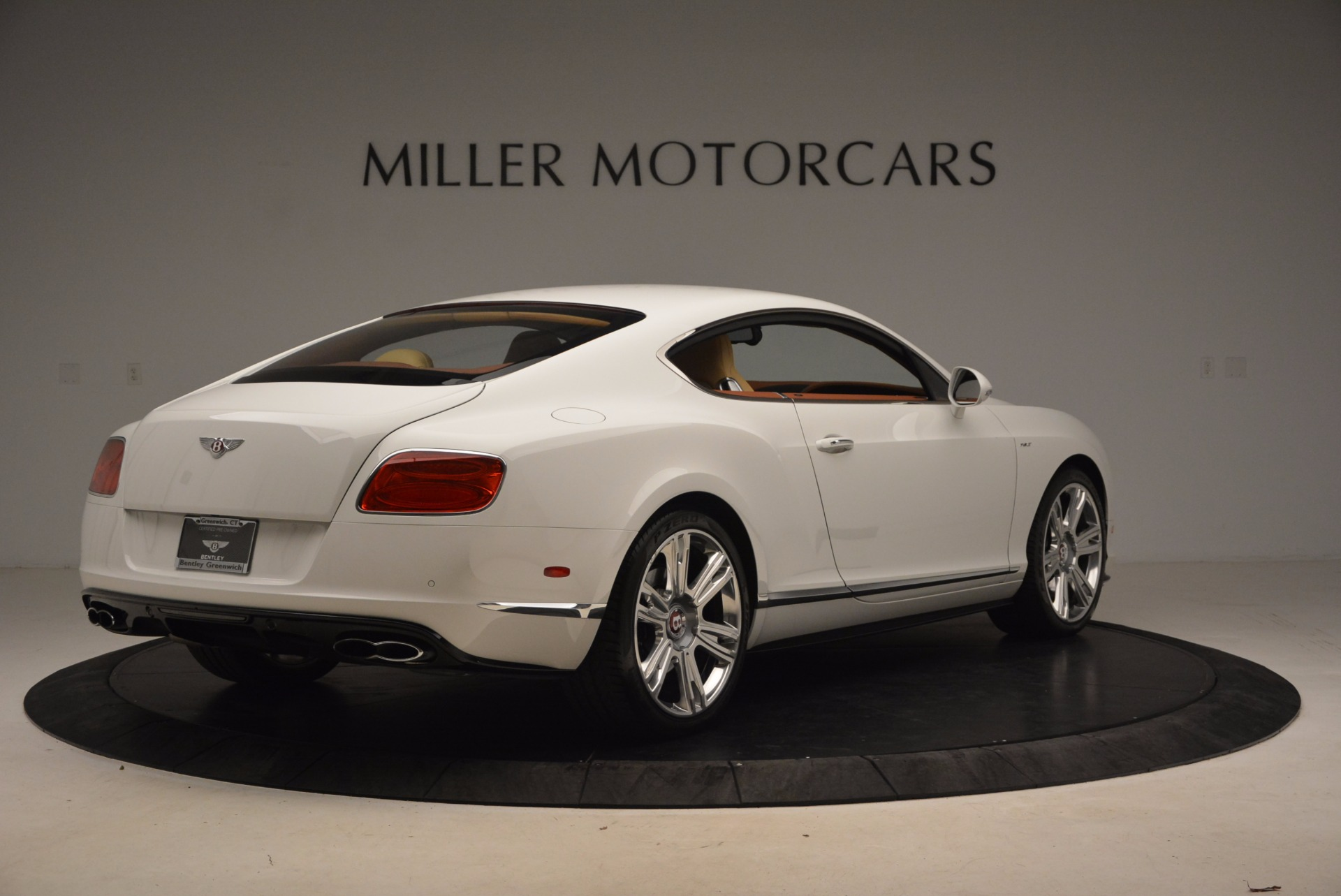 Used 2014 Bentley Continental GT V8 S For Sale In Greenwich, CT. Alfa Romeo of Greenwich, B1306A 1733_p8