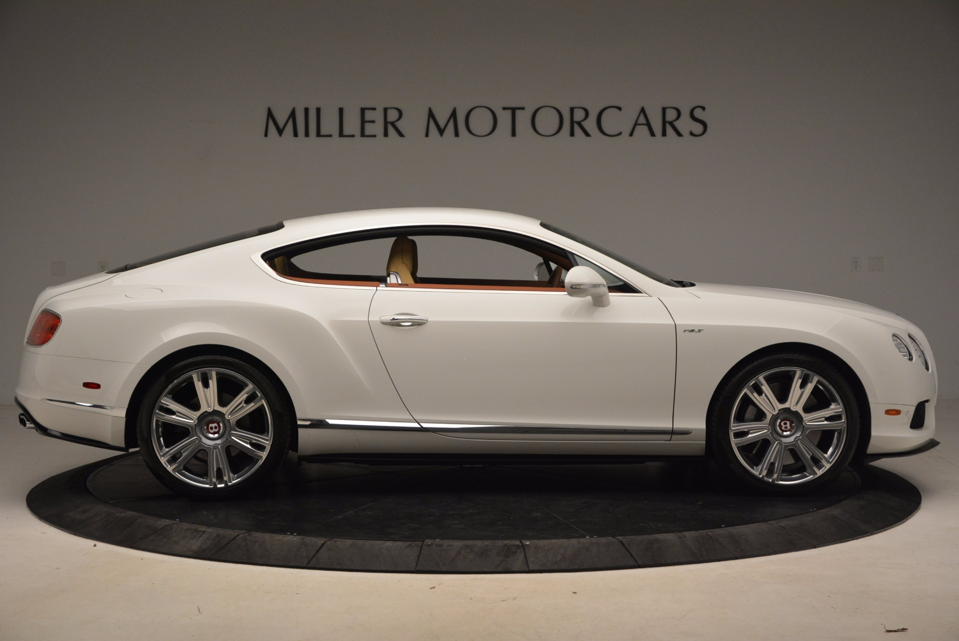 Used 2014 Bentley Continental GT V8 S For Sale In Greenwich, CT. Alfa Romeo of Greenwich, B1306A 1733_p9