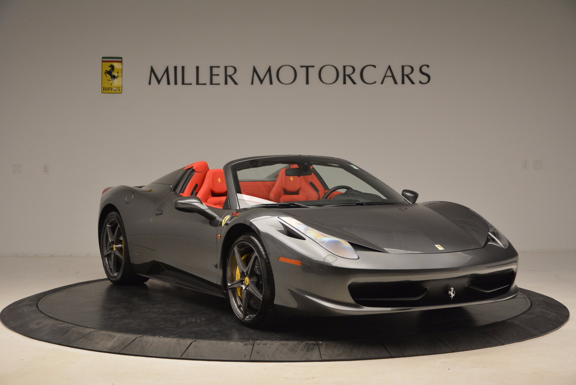 Used 2014 Ferrari 458 Spider  For Sale In Greenwich, CT. Alfa Romeo of Greenwich, 4432 1734_p11