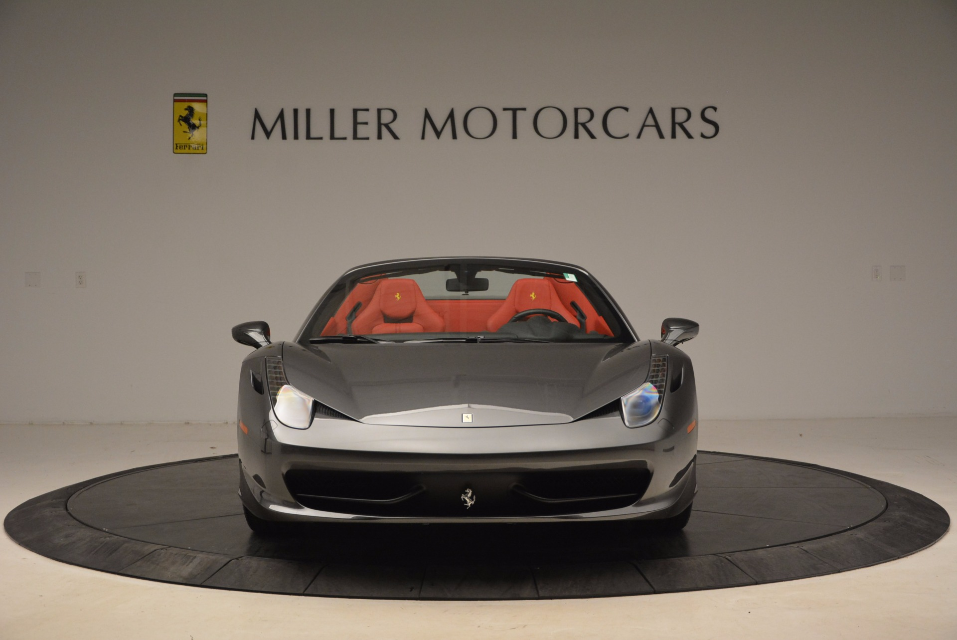 Used 2014 Ferrari 458 Spider  For Sale In Greenwich, CT. Alfa Romeo of Greenwich, 4432 1734_p12