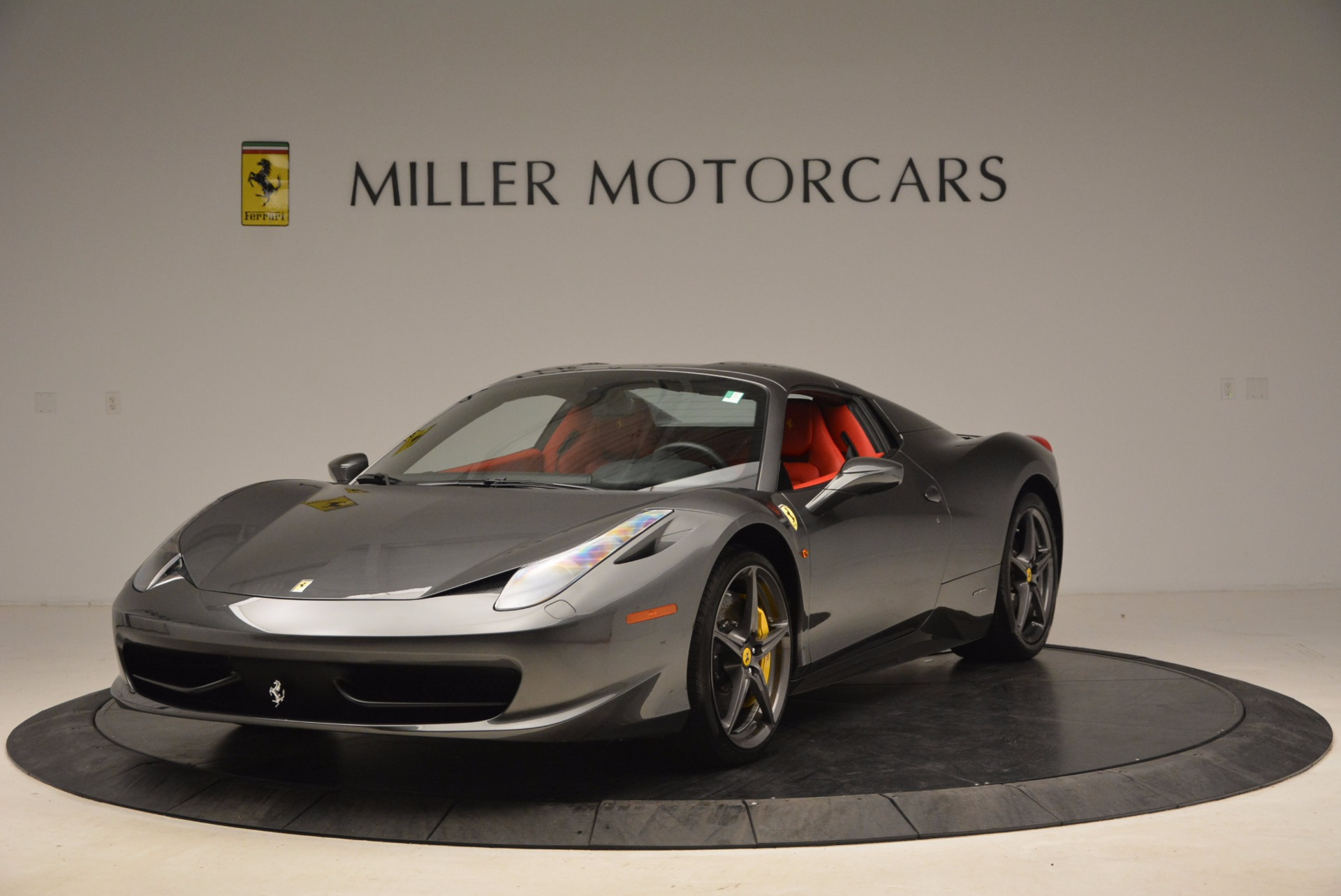 Used 2014 Ferrari 458 Spider  For Sale In Greenwich, CT. Alfa Romeo of Greenwich, 4432 1734_p13