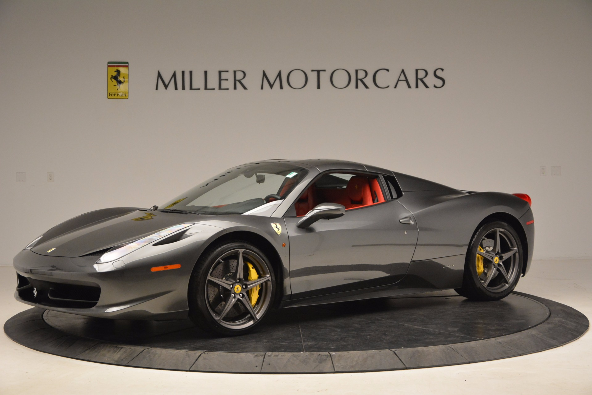 Used 2014 Ferrari 458 Spider  For Sale In Greenwich, CT. Alfa Romeo of Greenwich, 4432 1734_p14