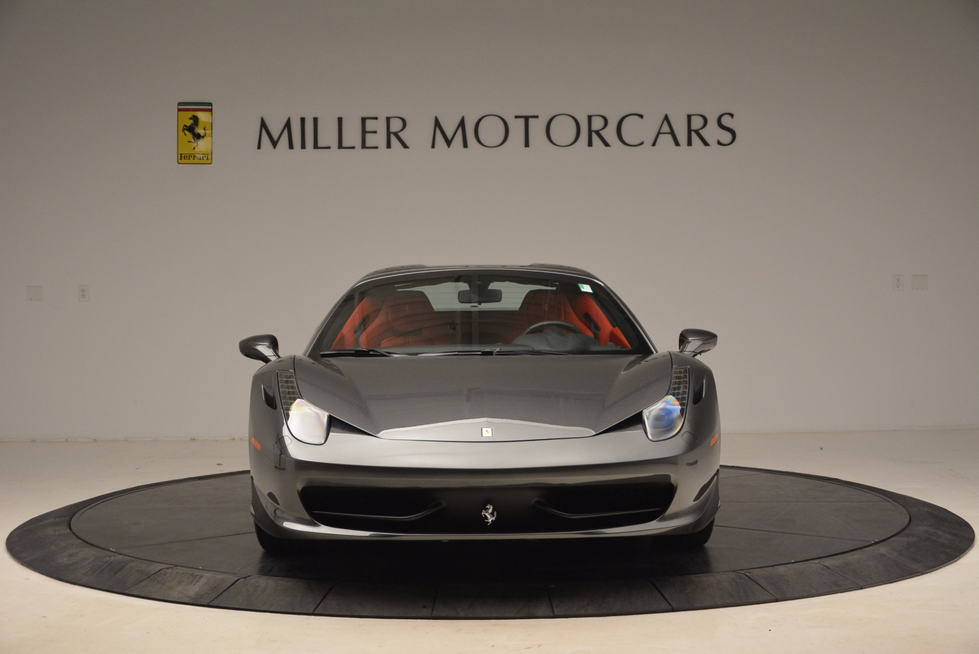 Used 2014 Ferrari 458 Spider  For Sale In Greenwich, CT. Alfa Romeo of Greenwich, 4432 1734_p24