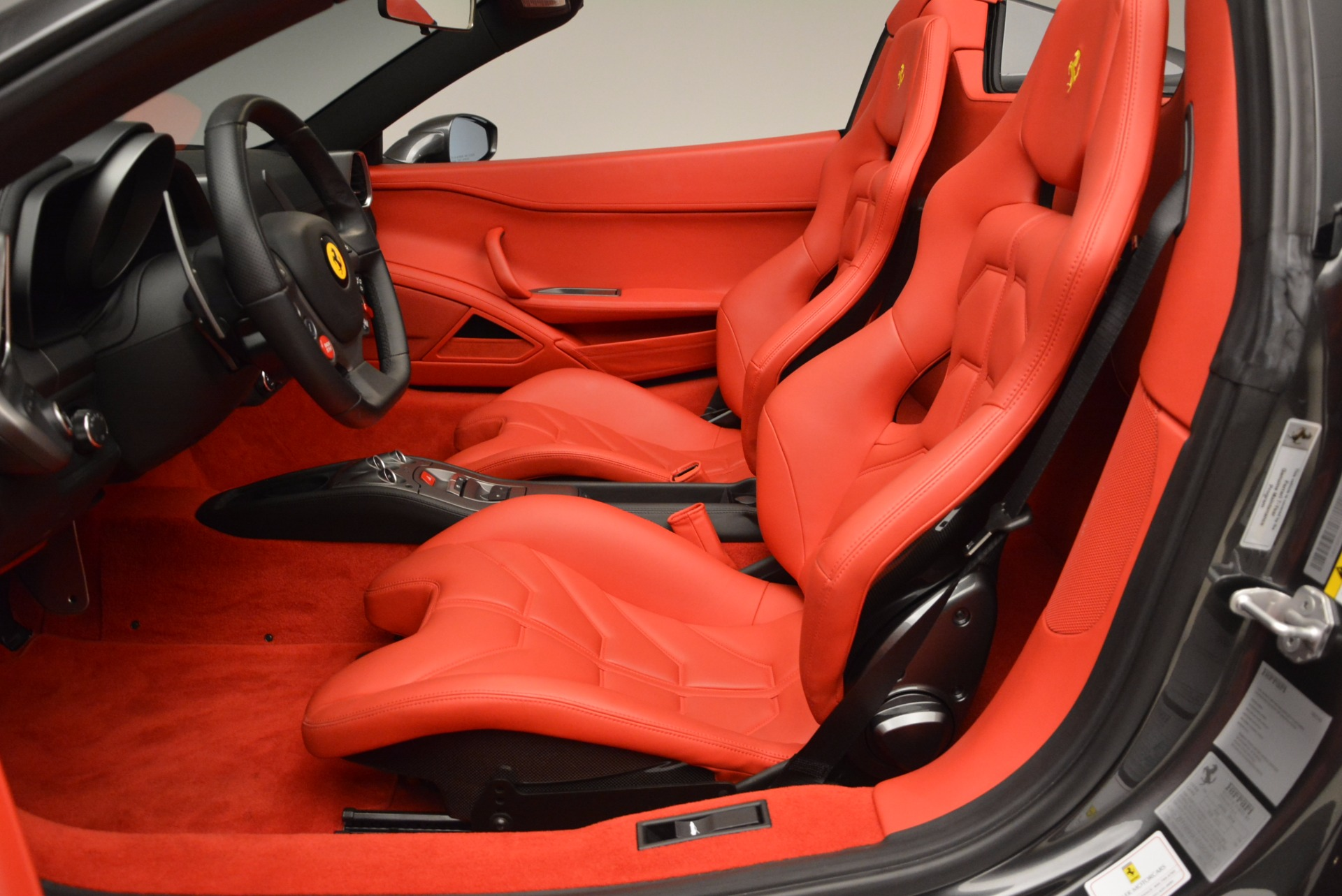 Used 2014 Ferrari 458 Spider  For Sale In Greenwich, CT. Alfa Romeo of Greenwich, 4432 1734_p26