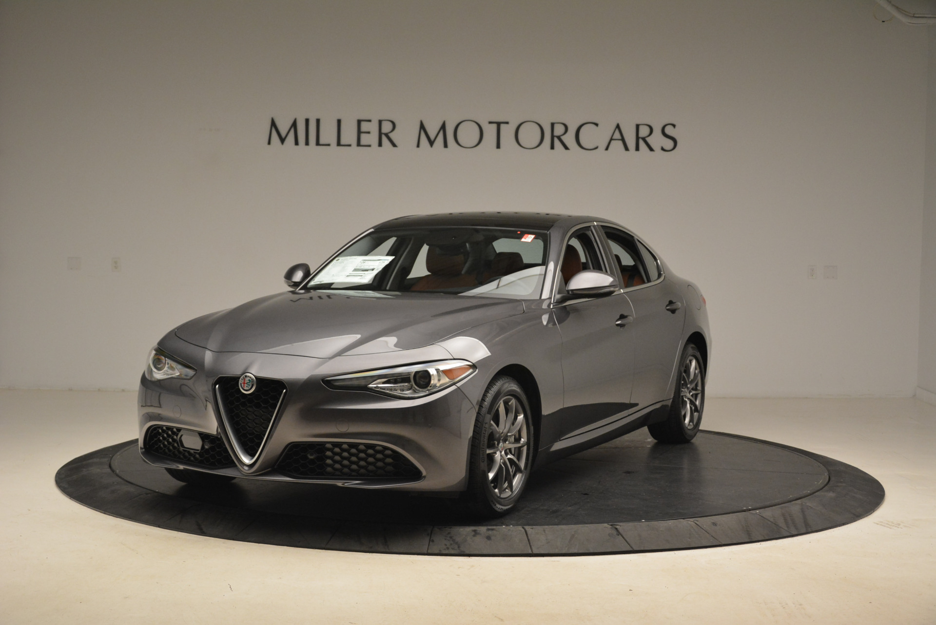 New 2018 Alfa Romeo Giulia Q4 For Sale In Greenwich, CT. Alfa Romeo of Greenwich, LW078 1737_main