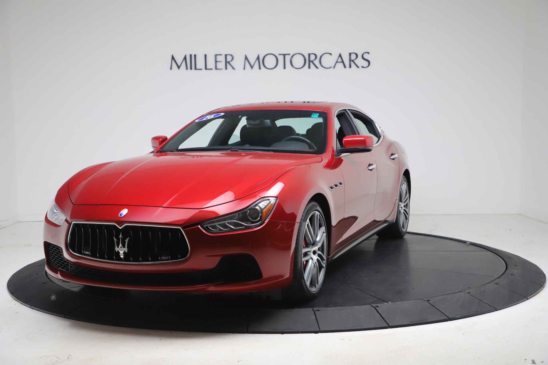 New 2016 Maserati Ghibli S Q4 For Sale In Greenwich, CT. Alfa Romeo of Greenwich, M1525