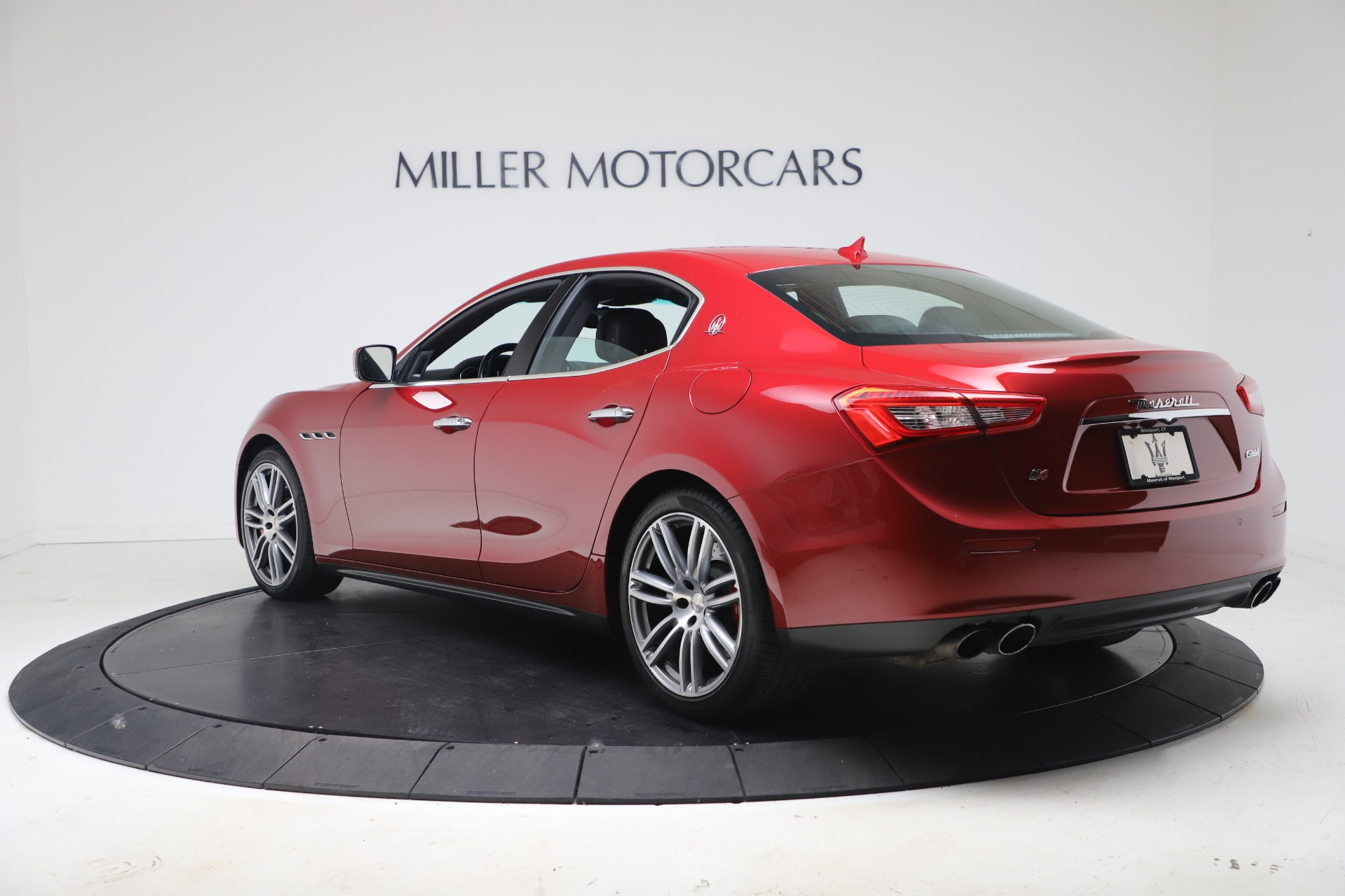 New 2016 Maserati Ghibli S Q4 For Sale In Greenwich, CT. Alfa Romeo of Greenwich, M1525 174_p5