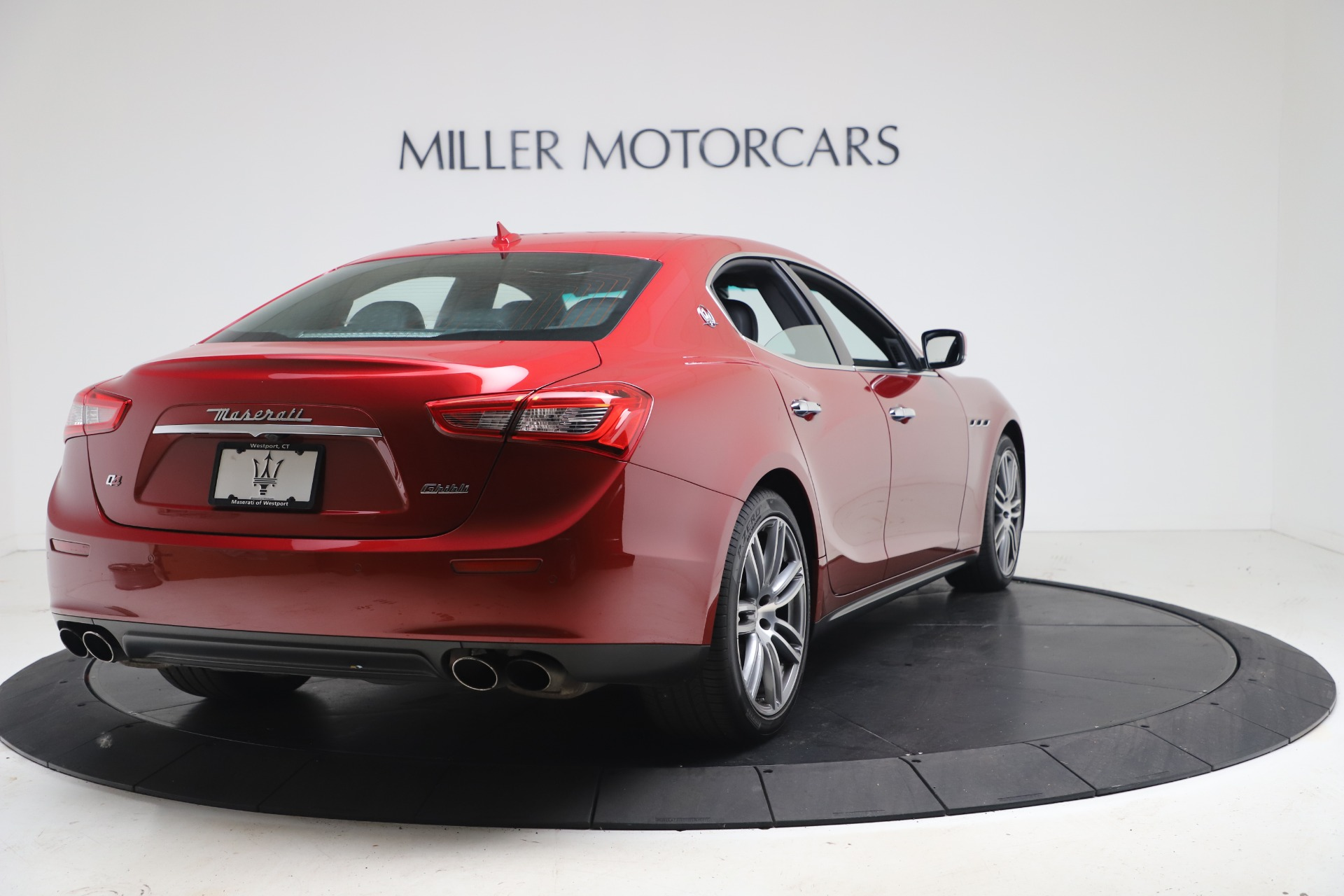 New 2016 Maserati Ghibli S Q4 For Sale In Greenwich, CT. Alfa Romeo of Greenwich, M1525 174_p7