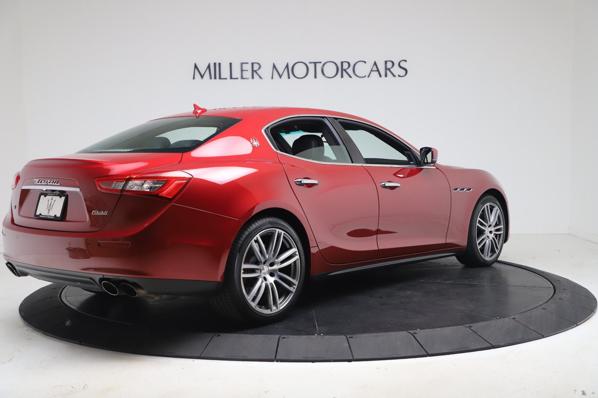 New 2016 Maserati Ghibli S Q4 For Sale In Greenwich, CT. Alfa Romeo of Greenwich, M1525 174_p8