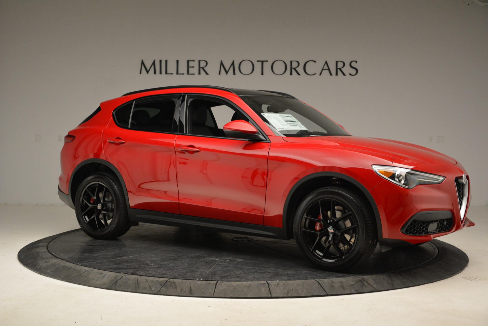 New 2018 Alfa Romeo Stelvio Ti Sport Q4 For Sale In Greenwich, CT. Alfa Romeo of Greenwich, L295 1742_p10