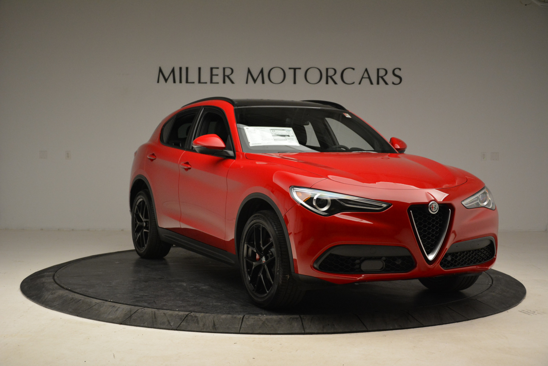 New 2018 Alfa Romeo Stelvio Ti Sport Q4 For Sale In Greenwich, CT. Alfa Romeo of Greenwich, L295 1742_p11
