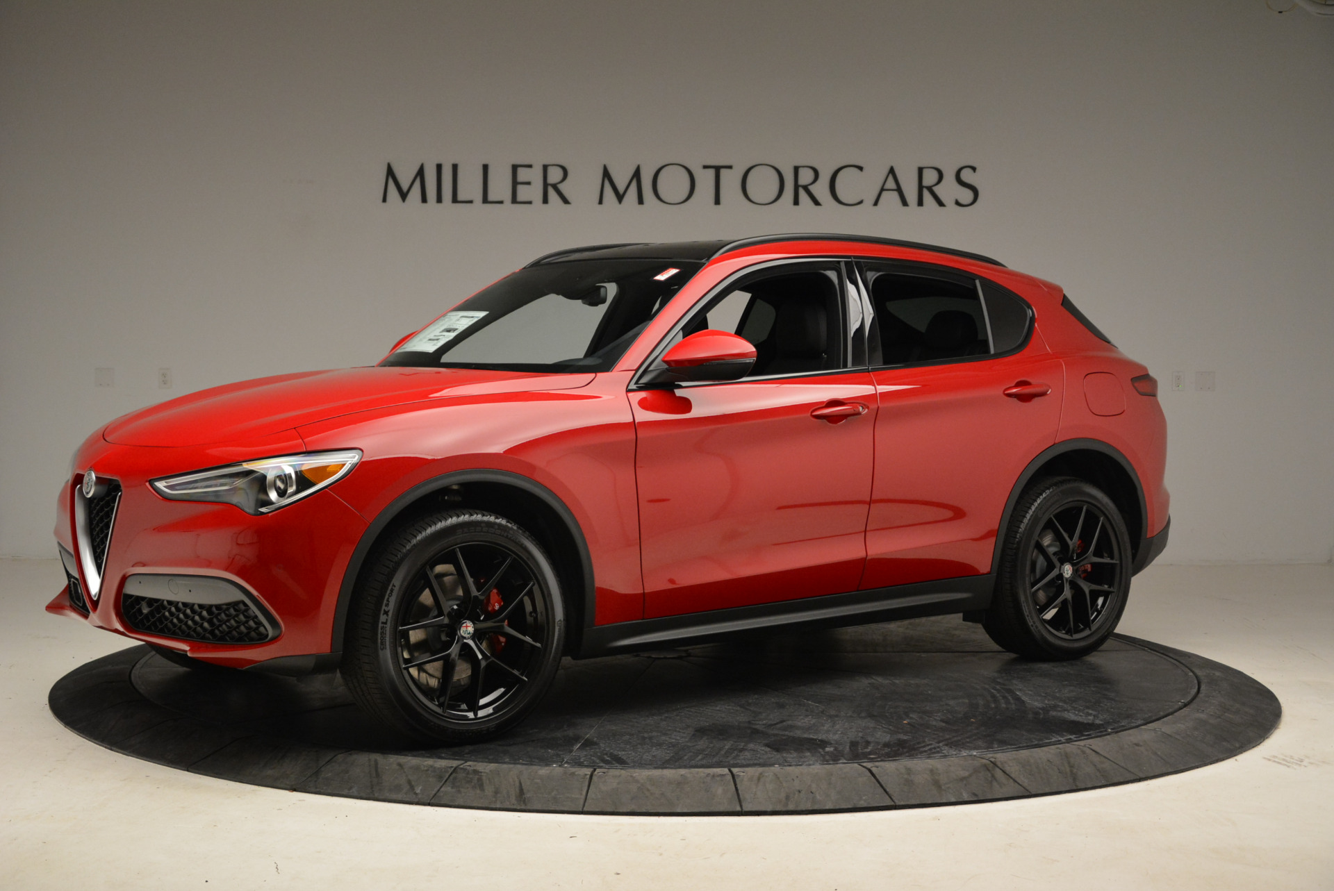 New 2018 Alfa Romeo Stelvio Ti Sport Q4 For Sale In Greenwich, CT. Alfa Romeo of Greenwich, L295 1742_p2
