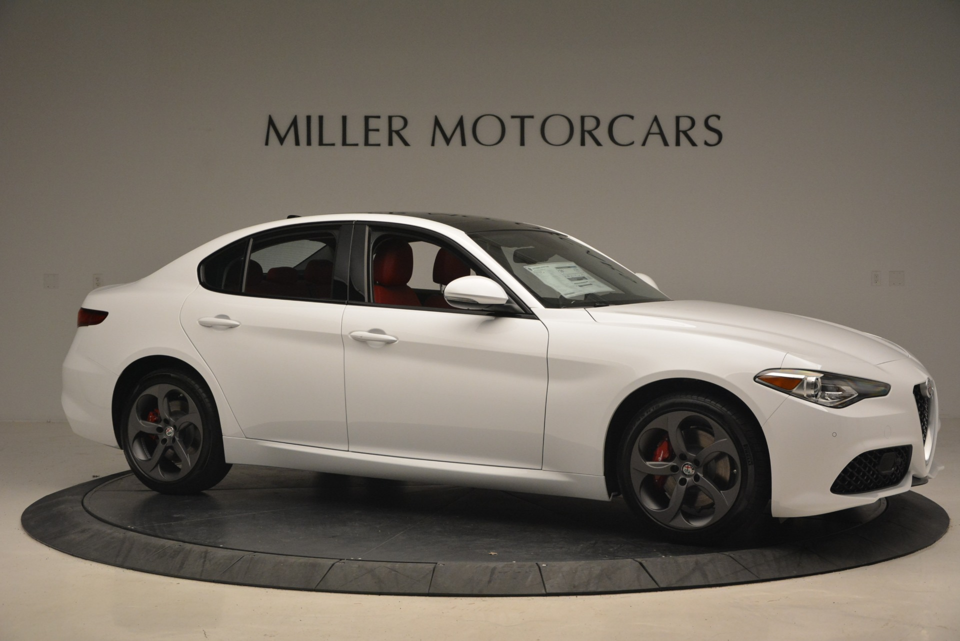 New 2018 Alfa Romeo Giulia Ti Sport Q4 For Sale In Greenwich, CT. Alfa Romeo of Greenwich, L292 1745_p11