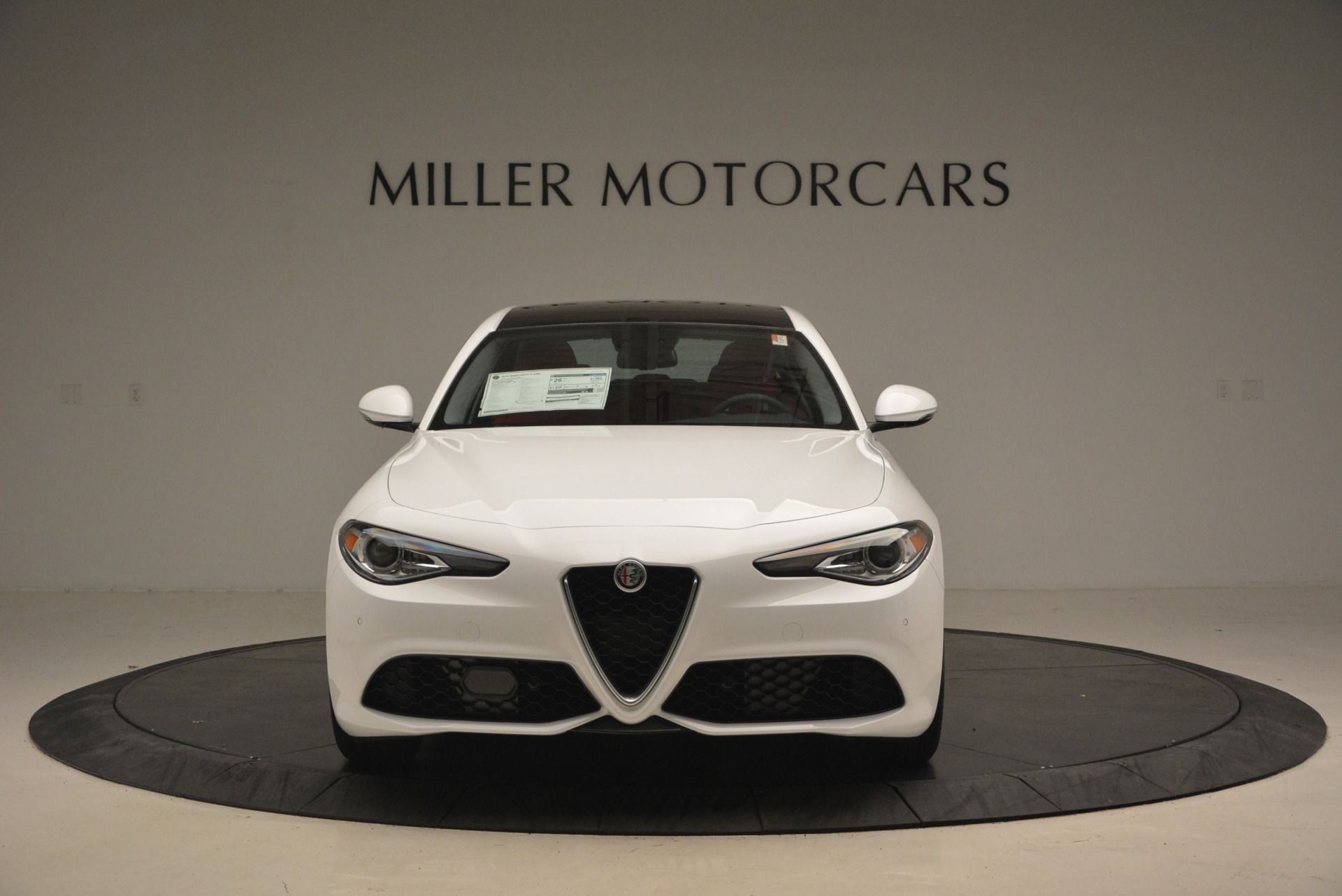New 2018 Alfa Romeo Giulia Ti Sport Q4 For Sale In Greenwich, CT. Alfa Romeo of Greenwich, L292 1745_p13