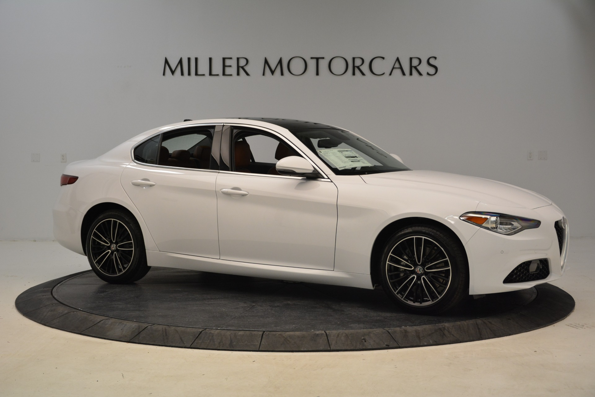 New 2018 Alfa Romeo Giulia Ti Lusso Q4 For Sale In Greenwich, CT. Alfa Romeo of Greenwich, L290 1747_p10
