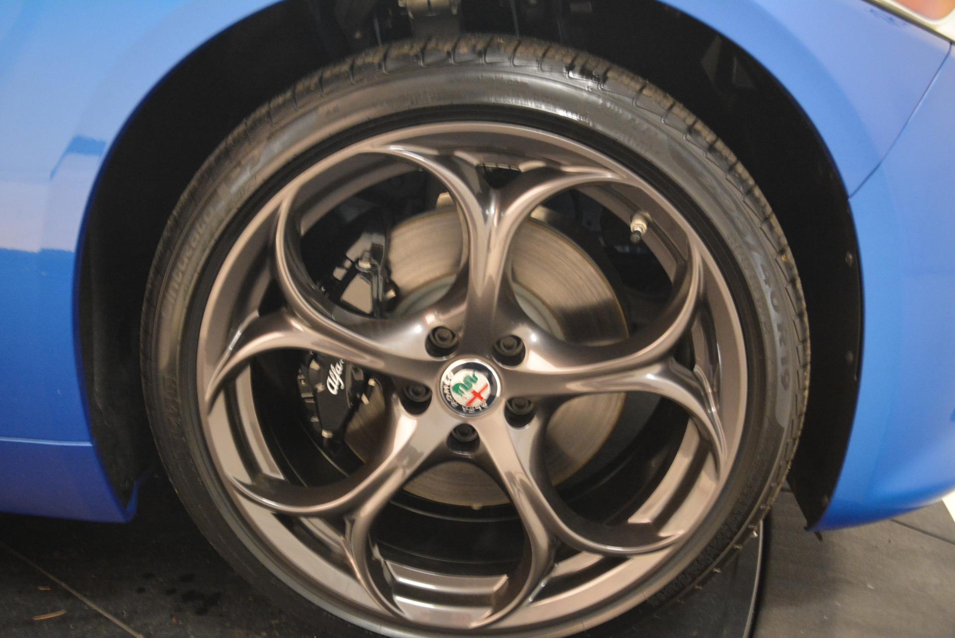 New 2018 Alfa Romeo Giulia Ti Sport Q4 For Sale In Greenwich, CT. Alfa Romeo of Greenwich, L289 1748_p25