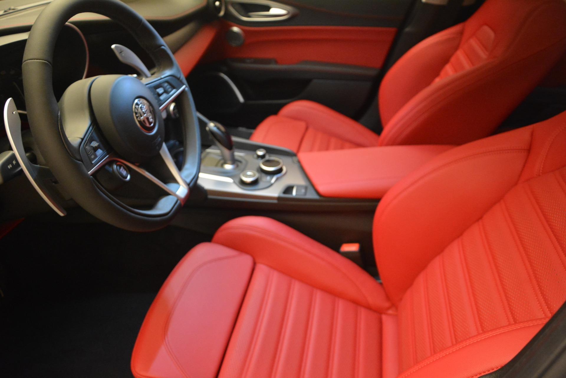New 2018 Alfa Romeo Giulia Sport Q4 For Sale In Greenwich, CT. Alfa Romeo of Greenwich, L286 1750_p15