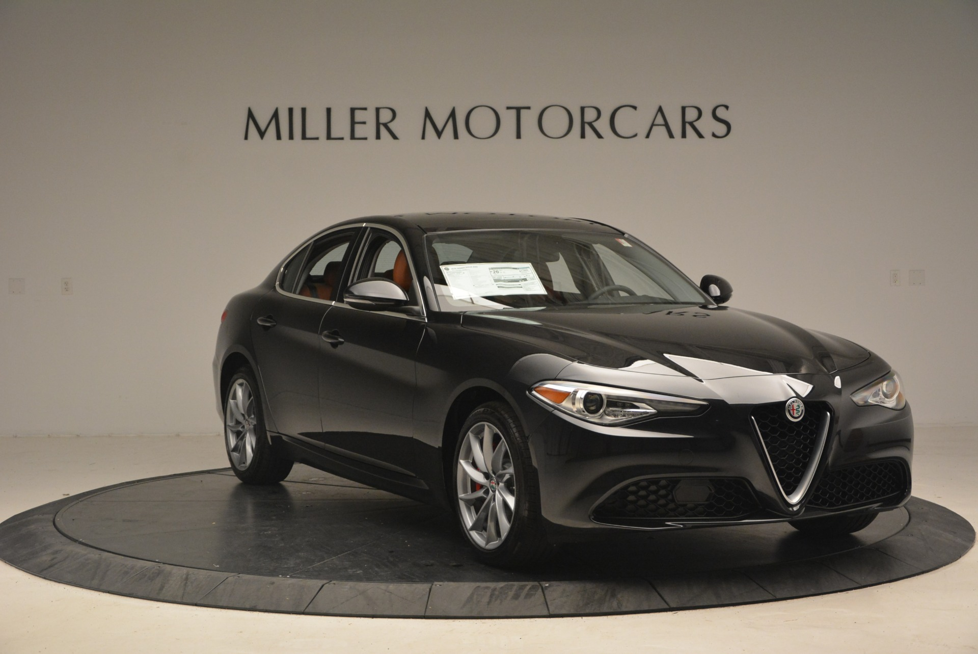 New 2018 Alfa Romeo Giulia Q4 For Sale In Greenwich, CT. Alfa Romeo of Greenwich, L284 1752_p11