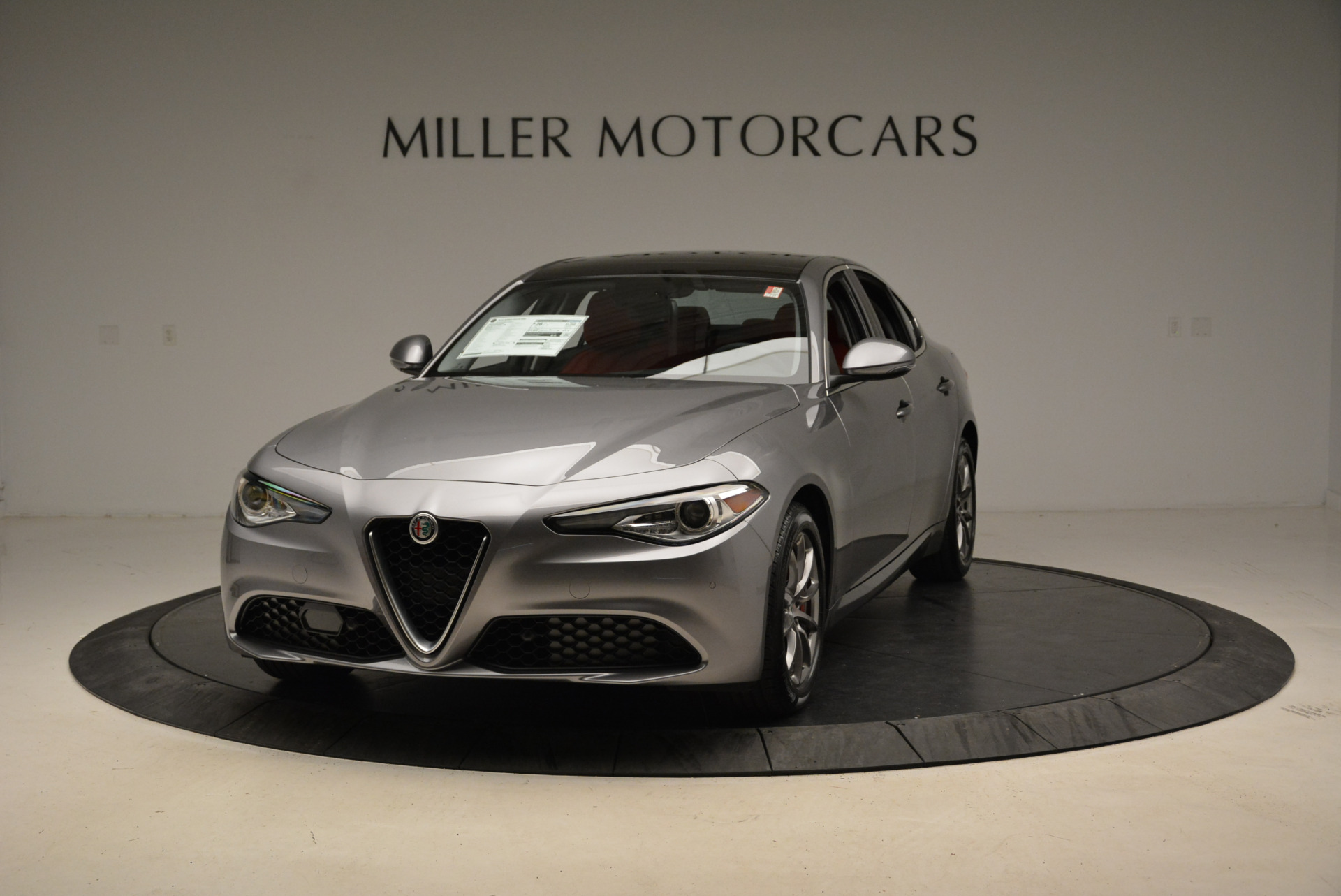 New 2018 Alfa Romeo Giulia Q4 For Sale In Greenwich, CT. Alfa Romeo of Greenwich, L279 1756_main