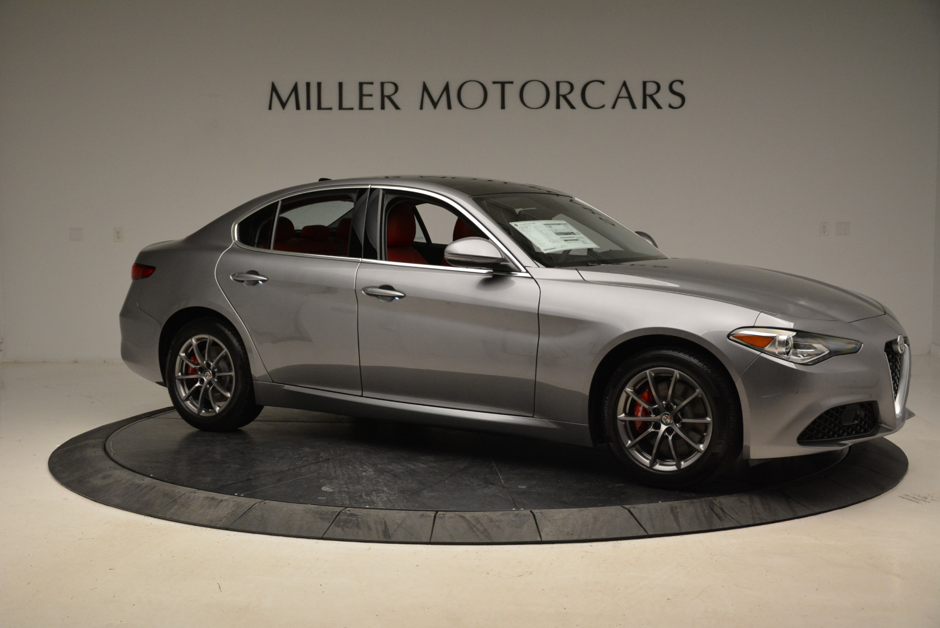 New 2018 Alfa Romeo Giulia Q4 For Sale In Greenwich, CT. Alfa Romeo of Greenwich, L279 1756_p10