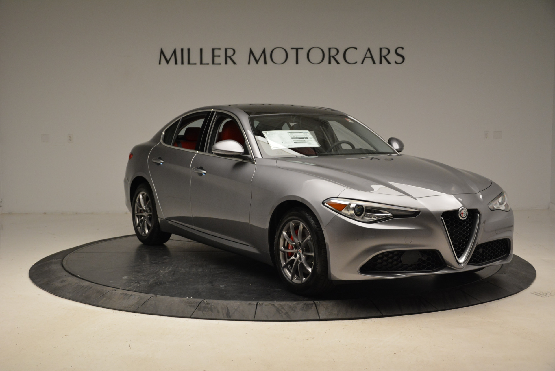 New 2018 Alfa Romeo Giulia Q4 For Sale In Greenwich, CT. Alfa Romeo of Greenwich, L279 1756_p11