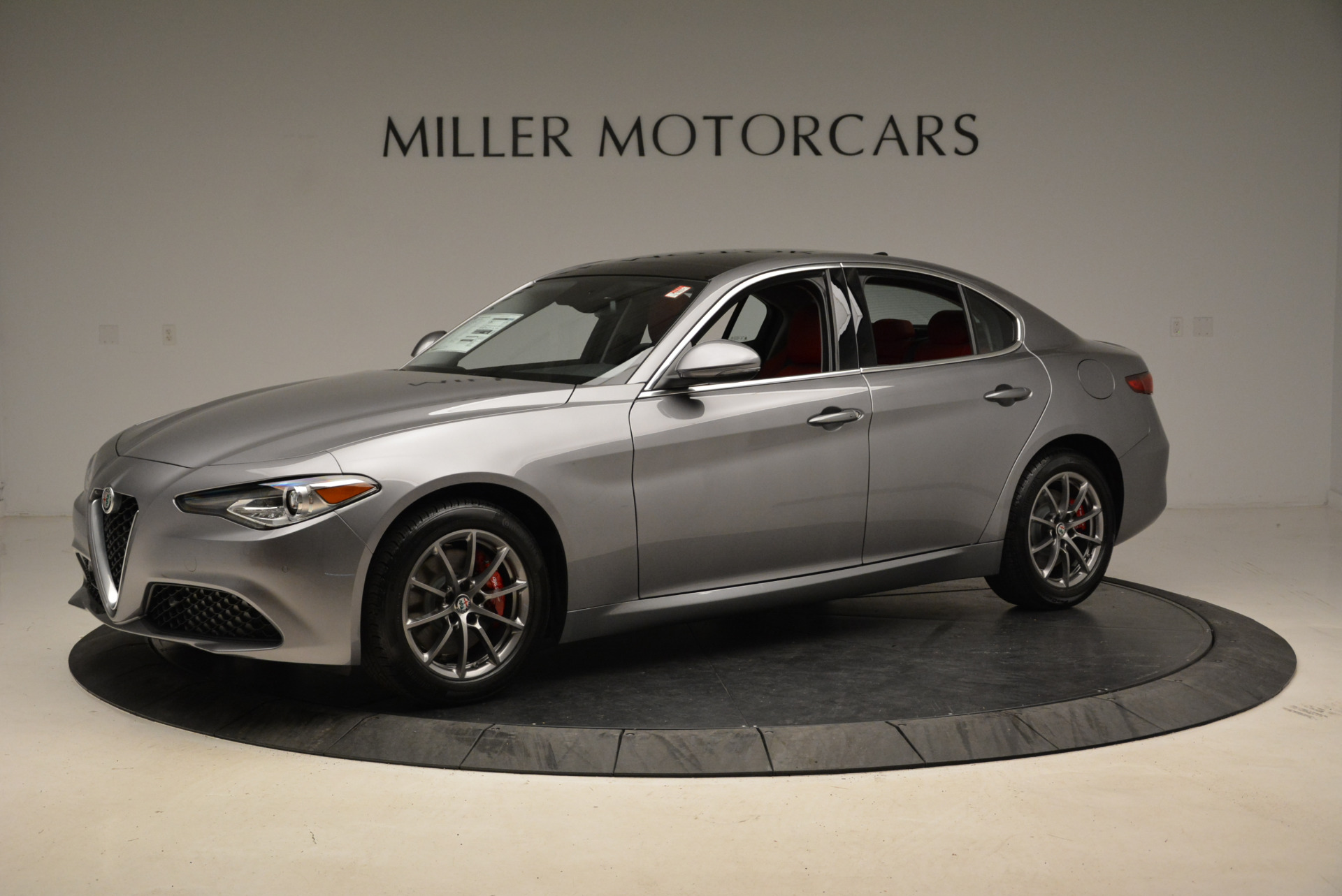 New 2018 Alfa Romeo Giulia Q4 For Sale In Greenwich, CT. Alfa Romeo of Greenwich, L279 1756_p2