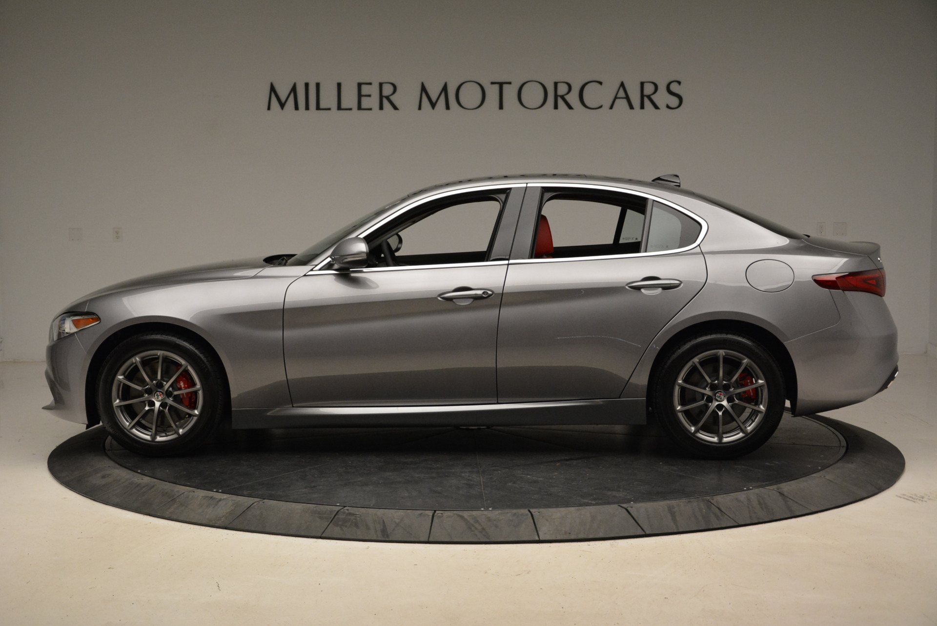 New 2018 Alfa Romeo Giulia Q4 For Sale In Greenwich, CT. Alfa Romeo of Greenwich, L279 1756_p3