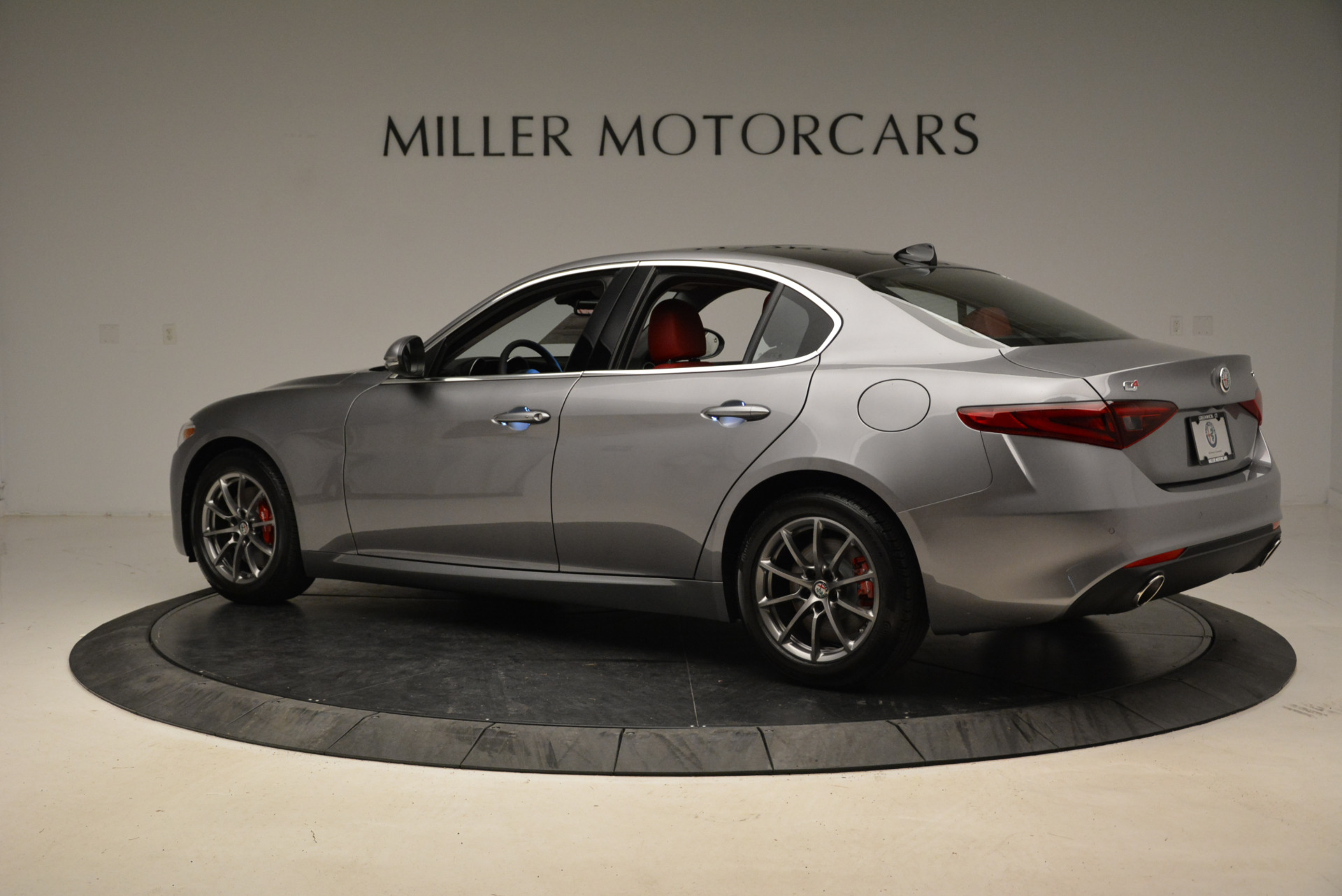 New 2018 Alfa Romeo Giulia Q4 For Sale In Greenwich, CT. Alfa Romeo of Greenwich, L279 1756_p4