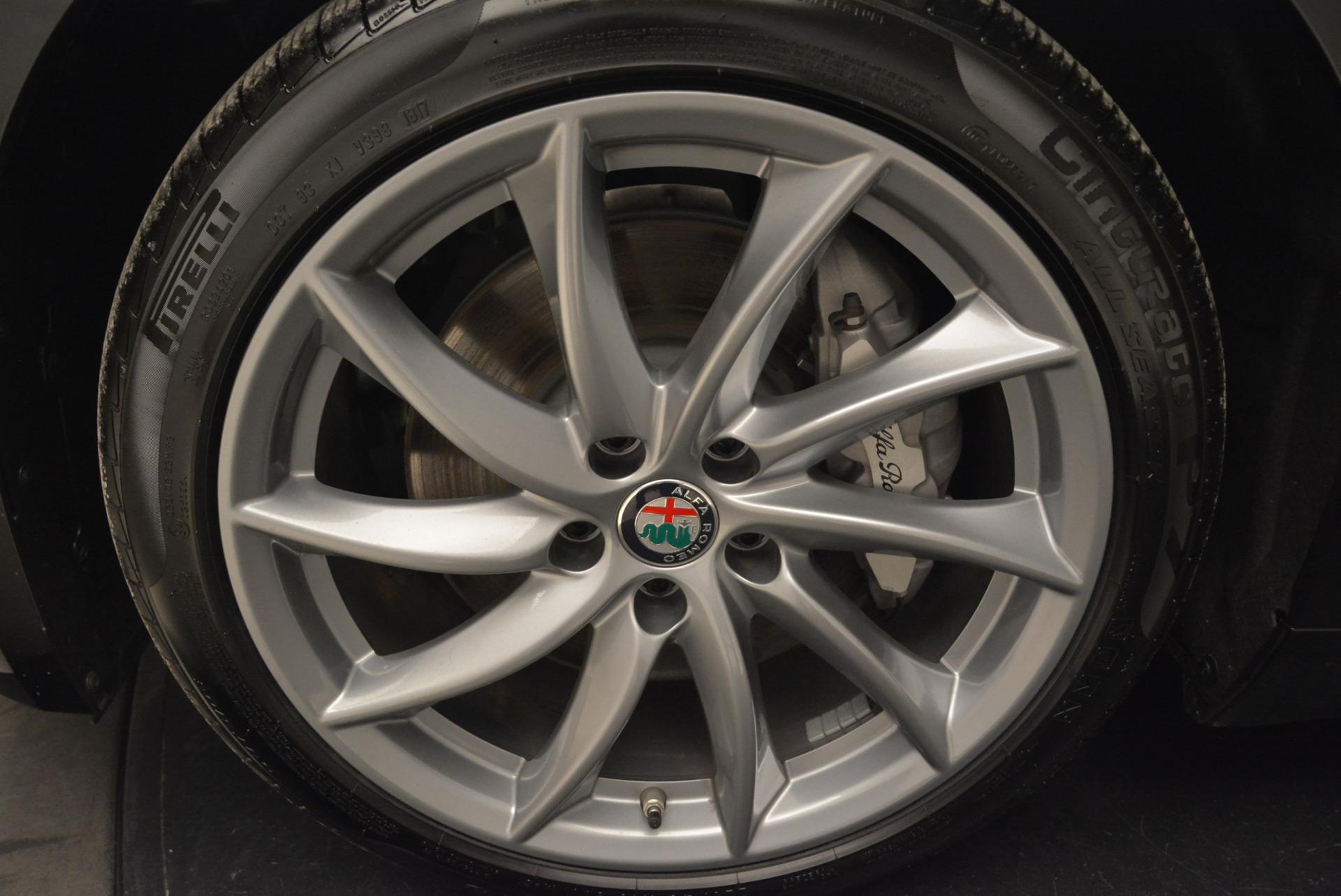 New 2018 Alfa Romeo Giulia Q4 For Sale In Greenwich, CT. Alfa Romeo of Greenwich, L278 1757_p25