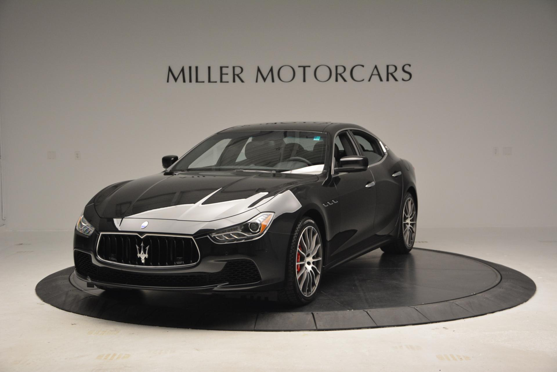 New 2016 Maserati Ghibli S Q4 For Sale In Greenwich, CT. Alfa Romeo of Greenwich, M1612 176_main